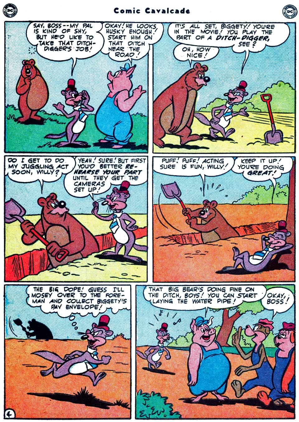 Comic Cavalcade issue 40 - Page 48