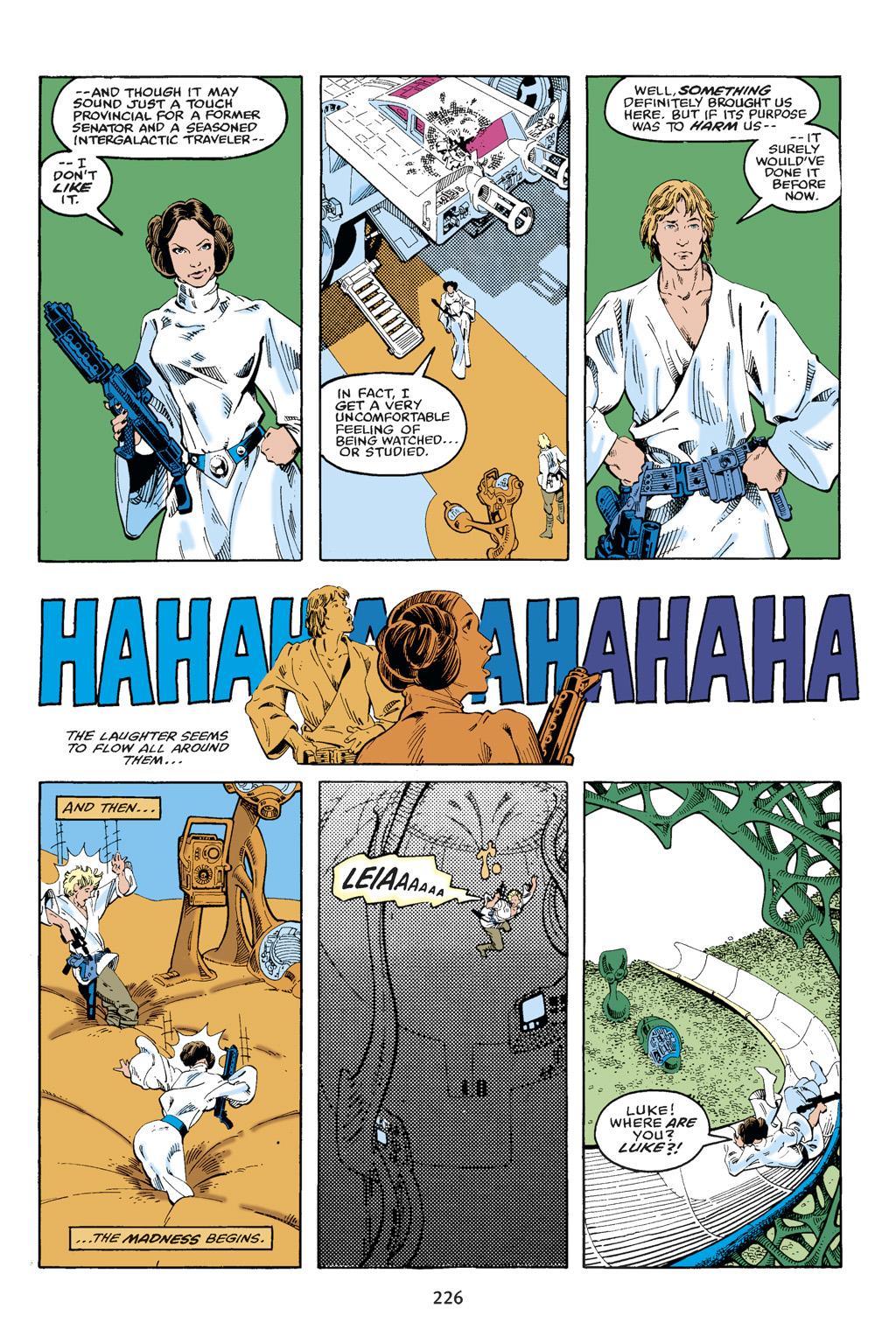Read online Star Wars Omnibus comic -  Issue # Vol. 14 - 224