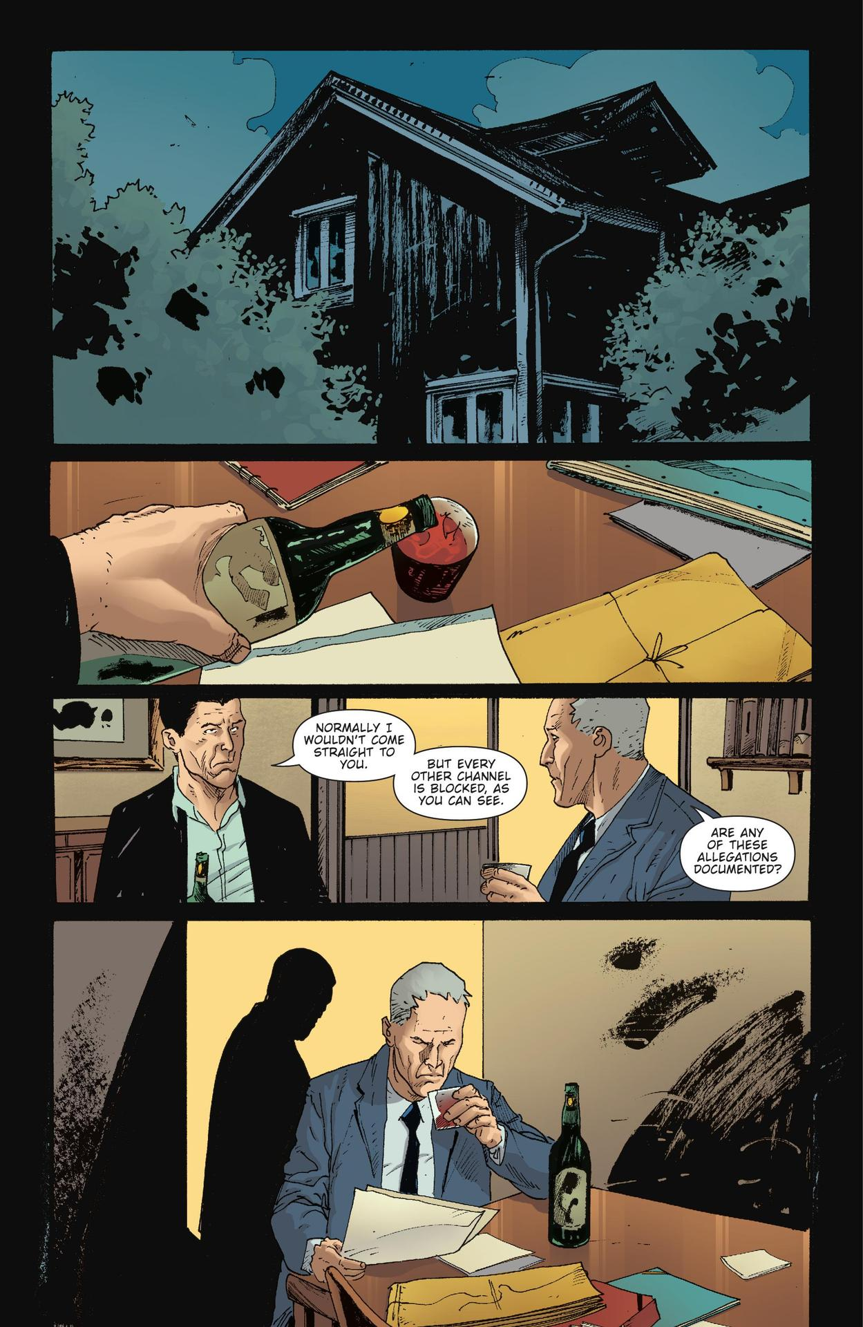 Read online The Girl Who Kicked The Hornet's Nest comic -  Issue # TPB - 150