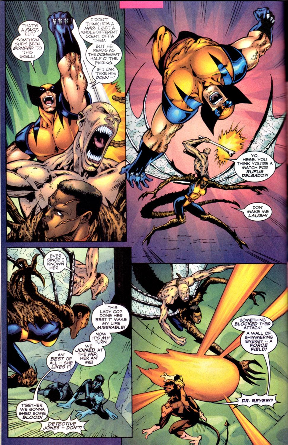 X-Men (1991) 106 Page 19