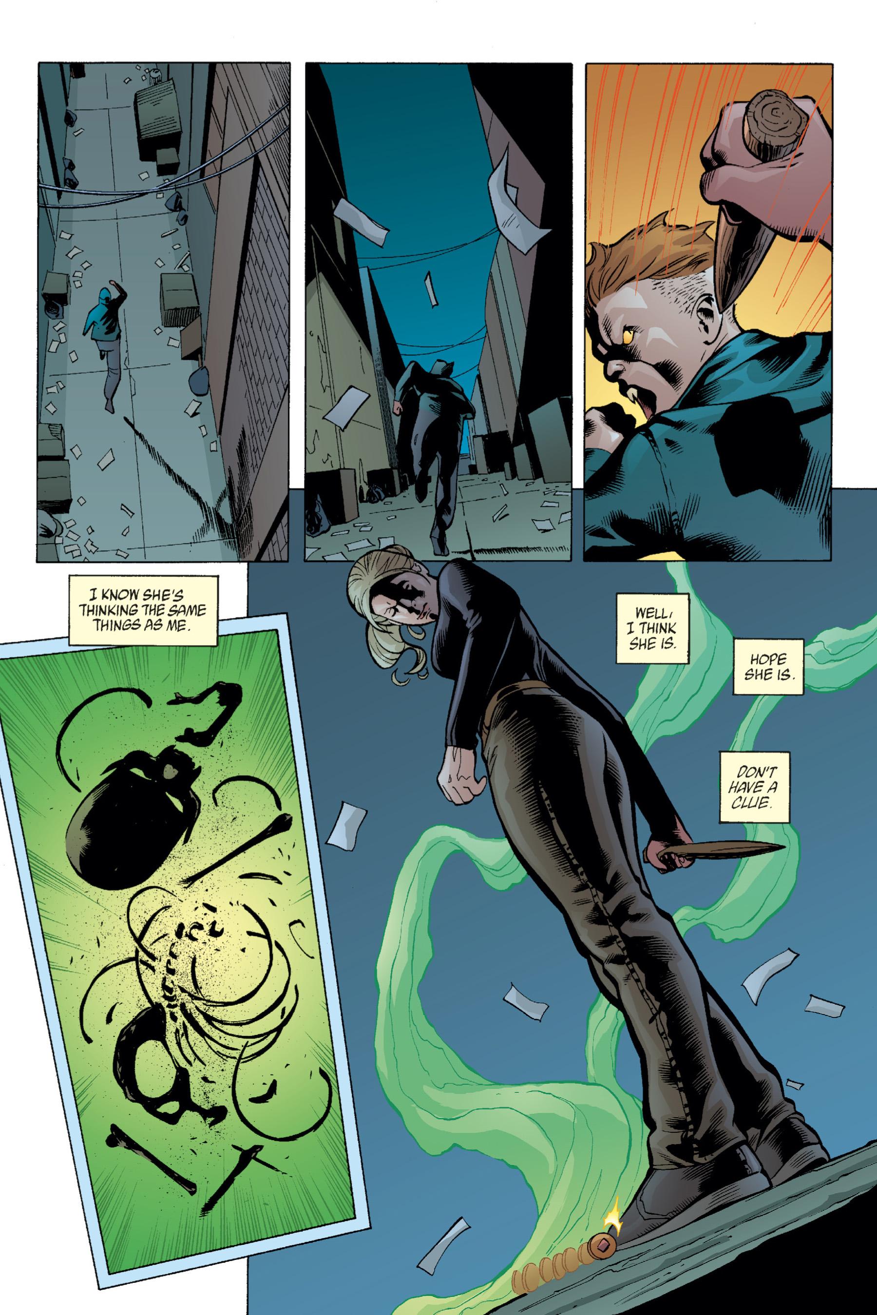Read online Buffy the Vampire Slayer: Omnibus comic -  Issue # TPB 1 - 119
