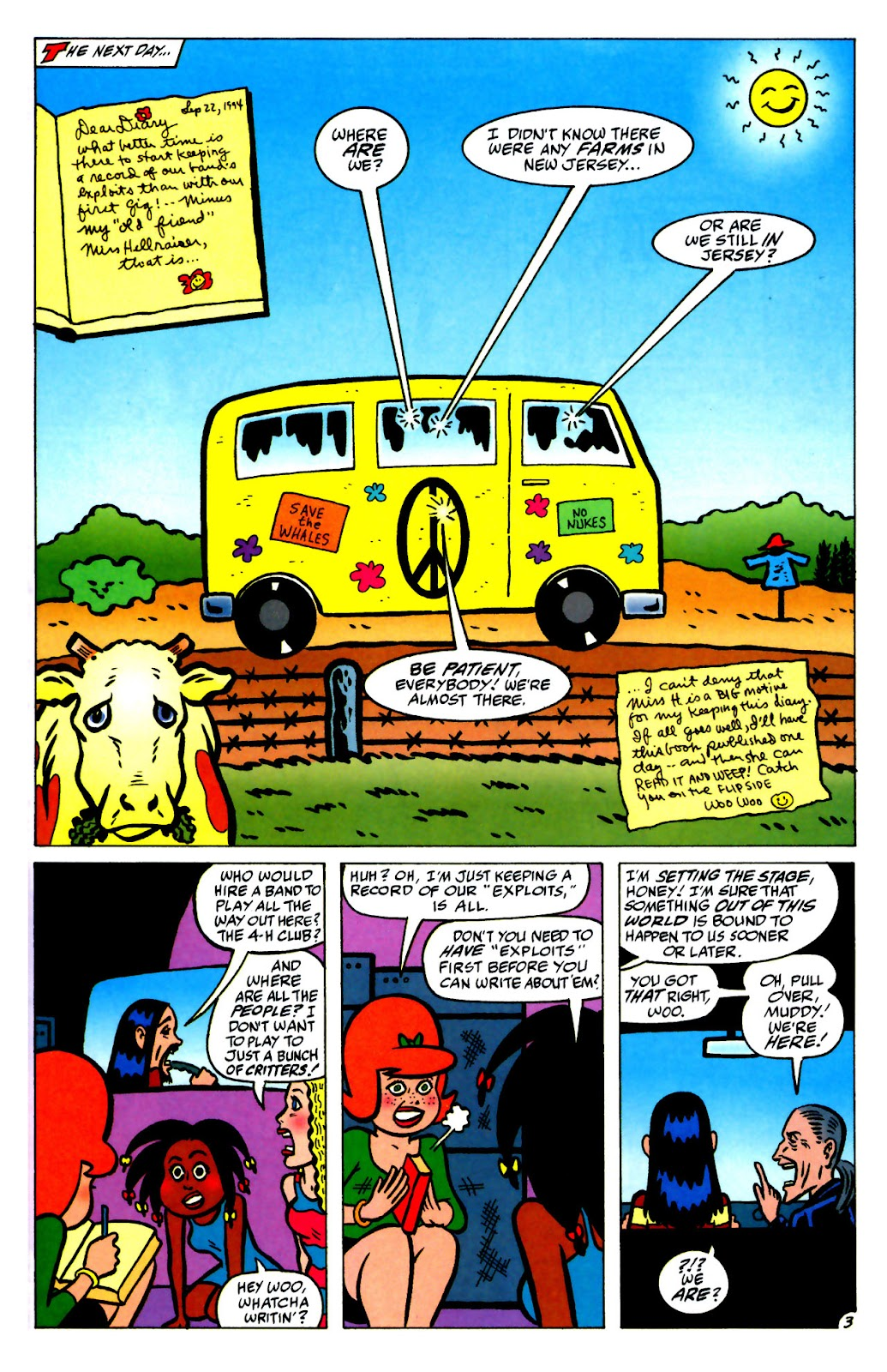 Read online Yeah! comic -  Issue #5 - 5