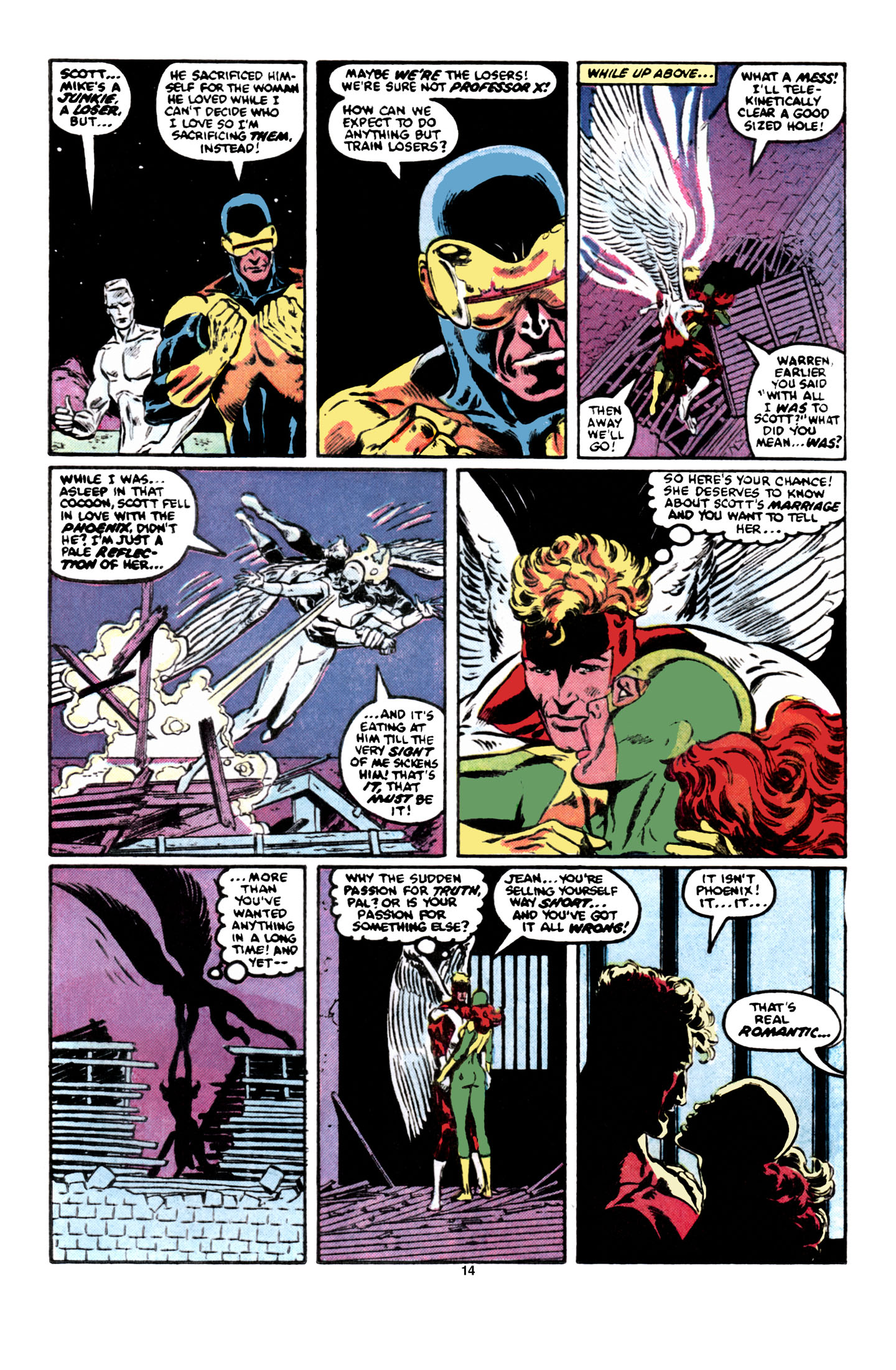 Read online X-Factor (1986) comic -  Issue #6 - 15