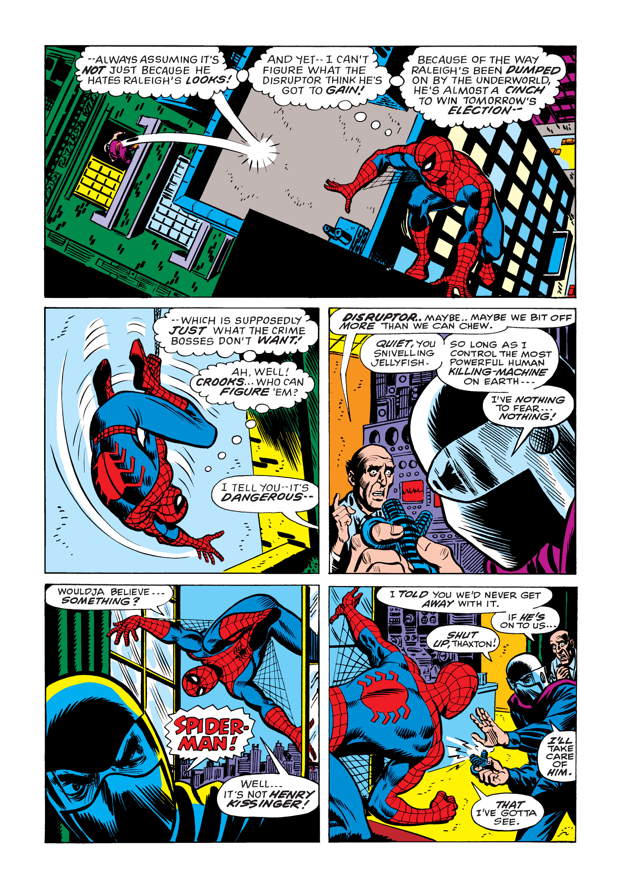 The Amazing Spider-Man (1963) 118 Page 10