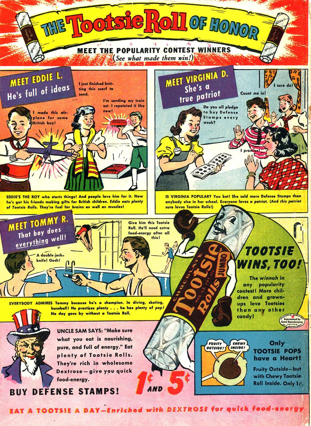 Read online Sensation (Mystery) Comics comic -  Issue #8 - 68