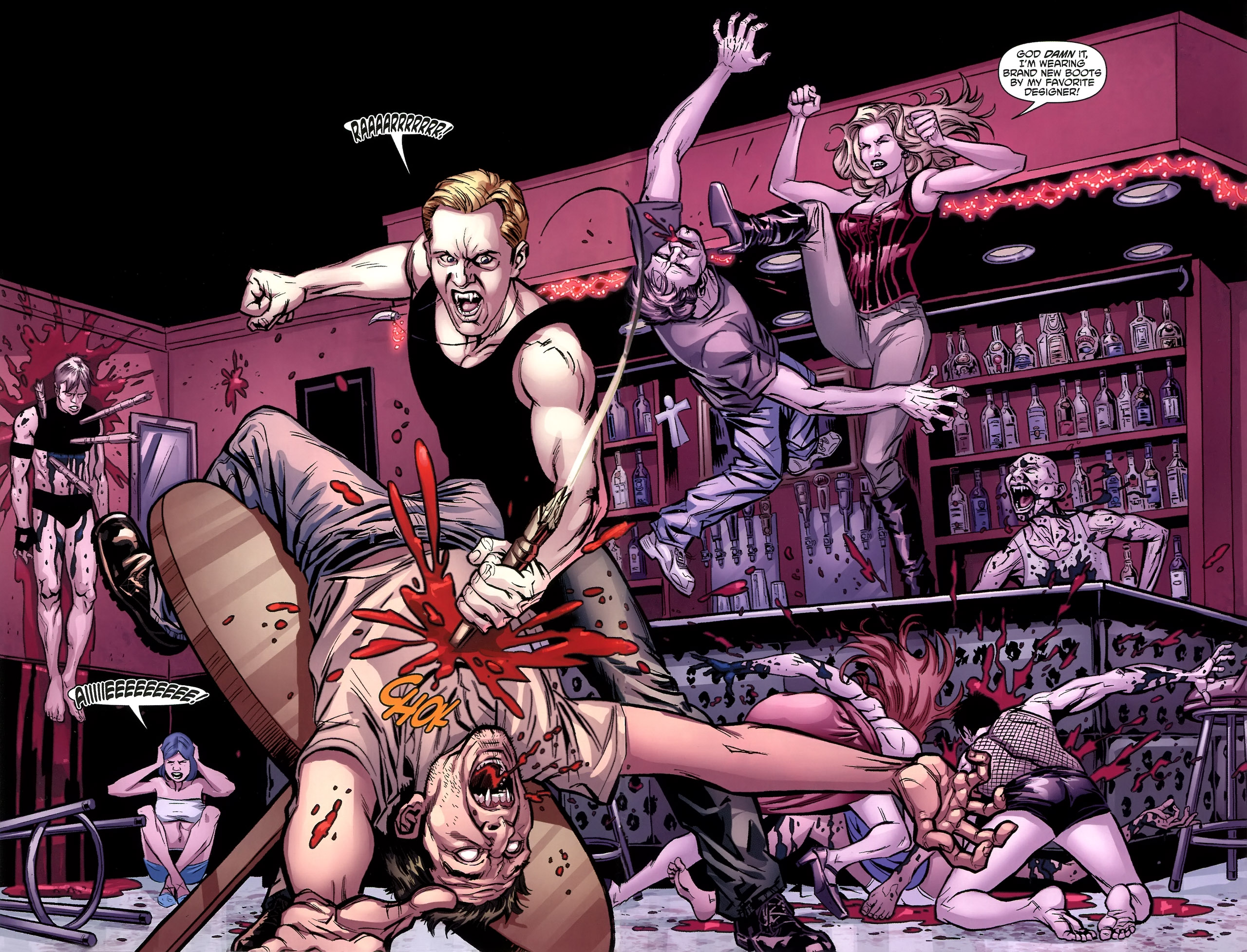 Read online True Blood: Tainted Love comic -  Issue #3 - 6