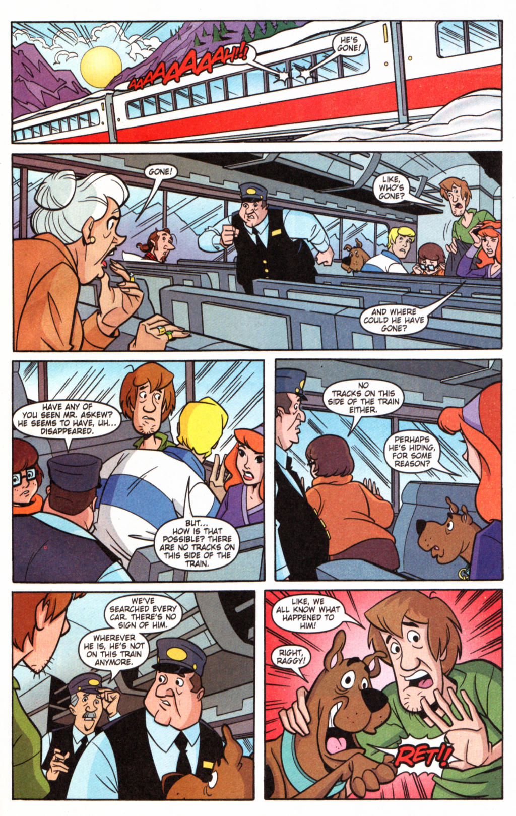 Read online Scooby-Doo (1997) comic -  Issue #116 - 18