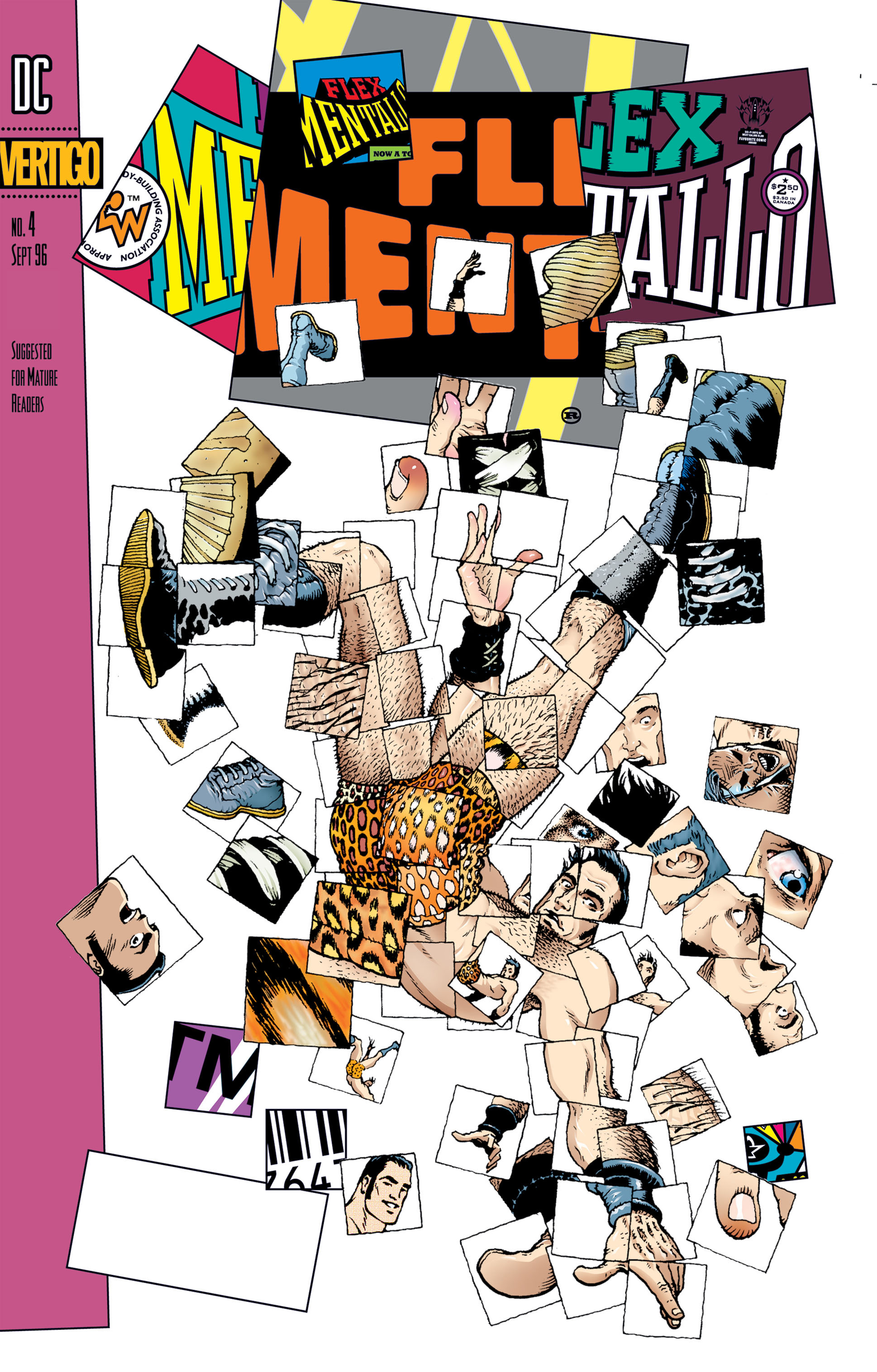 Flex Mentallo issue 4 - Page 1