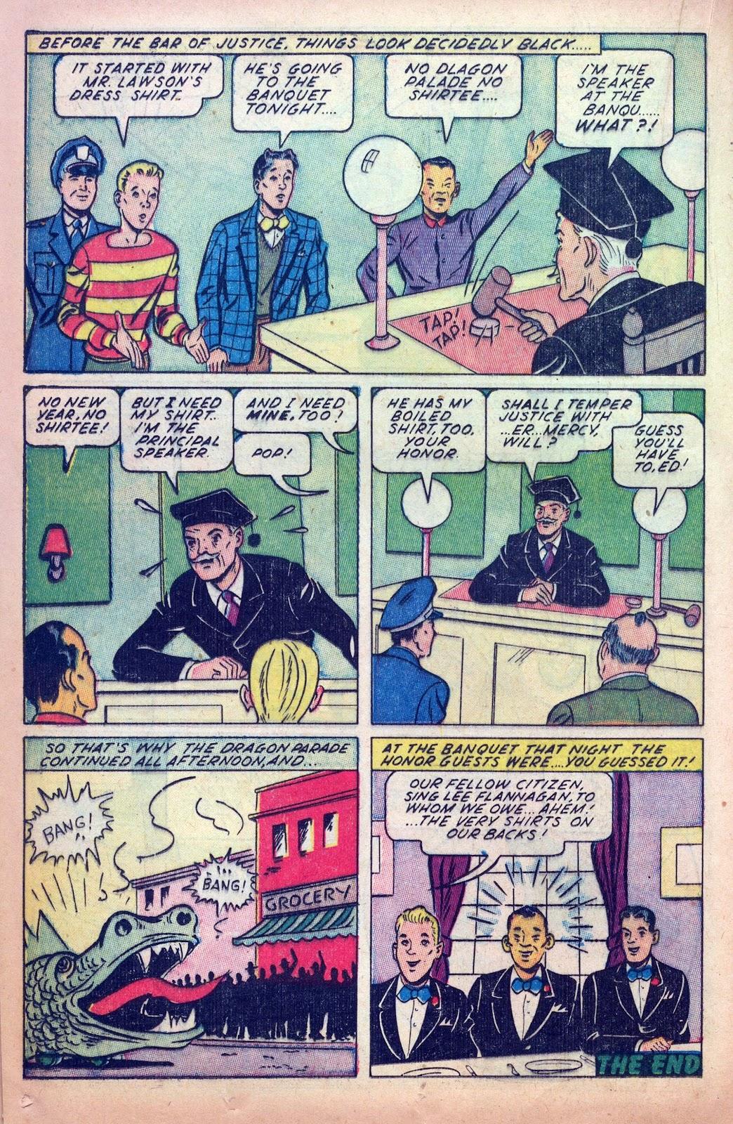 Read online Joker Comics comic -  Issue #25 - 28