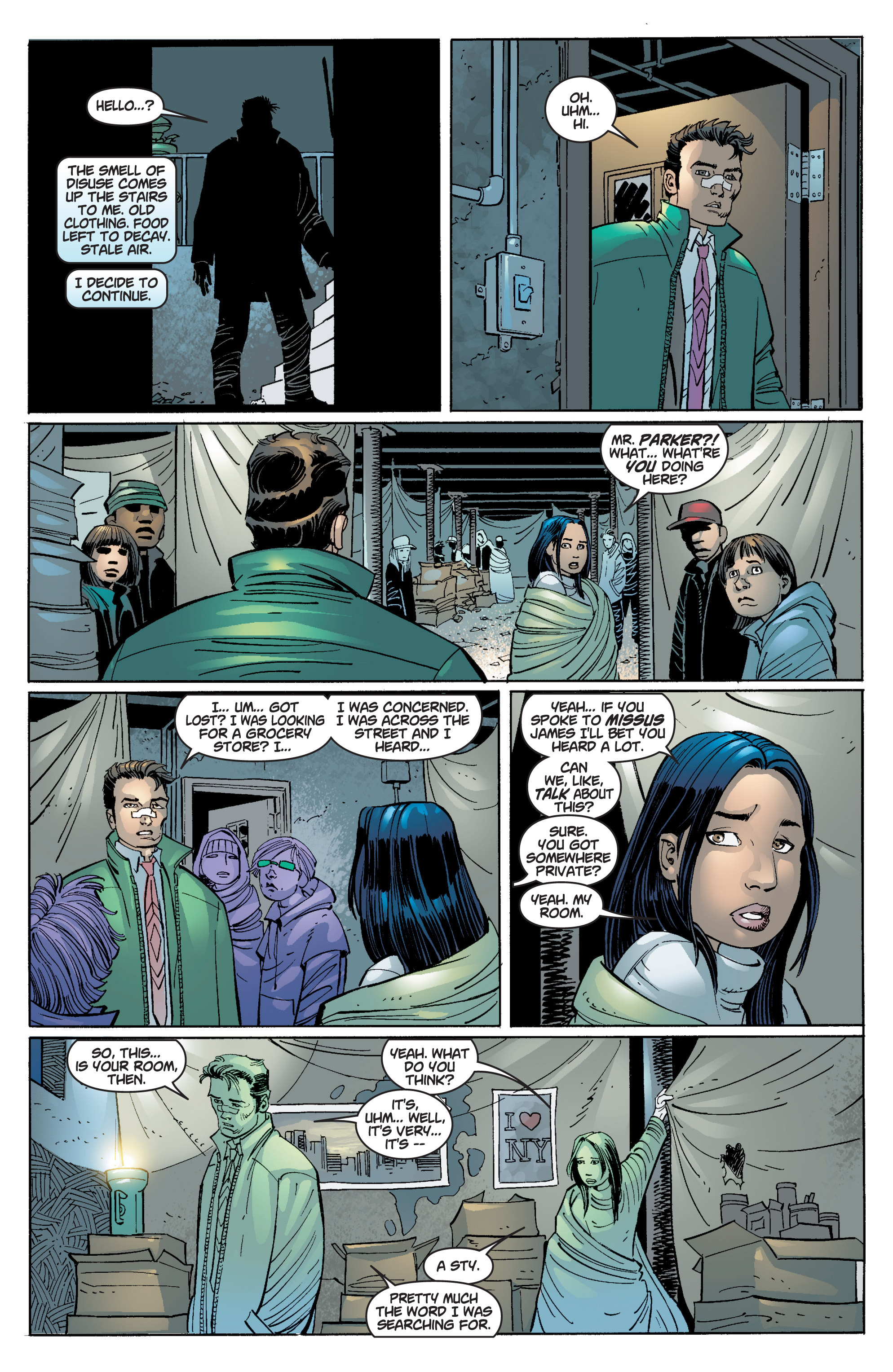 The Amazing Spider-Man (1999) 37 Page 12