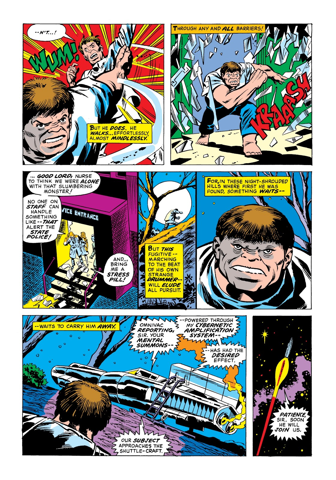 Read online Marvel Masterworks: The Incredible Hulk comic -  Issue # TPB 9 (Part 1) - 16
