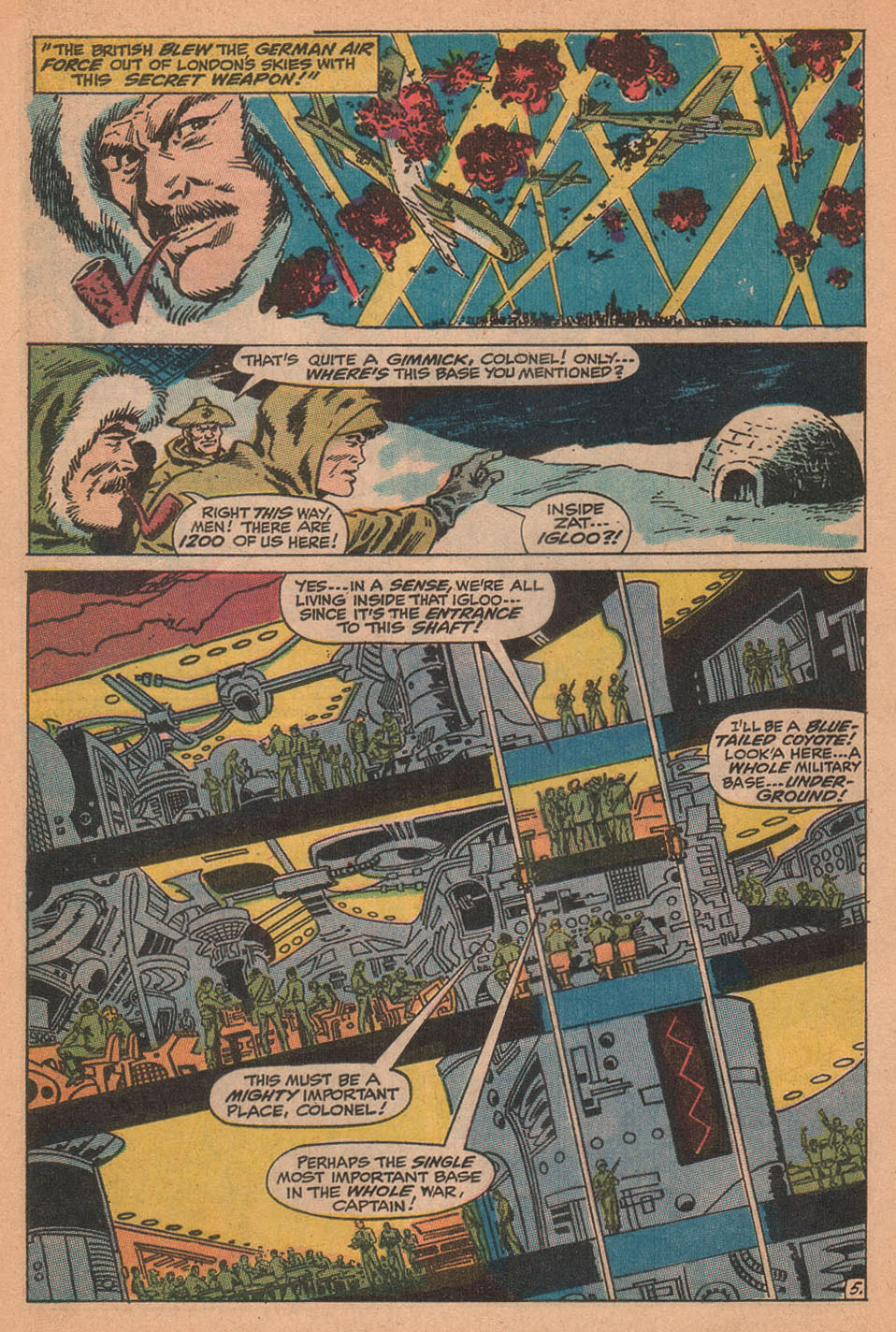 Captain Savage and his Leatherneck Raiders issue 16 - Page 8
