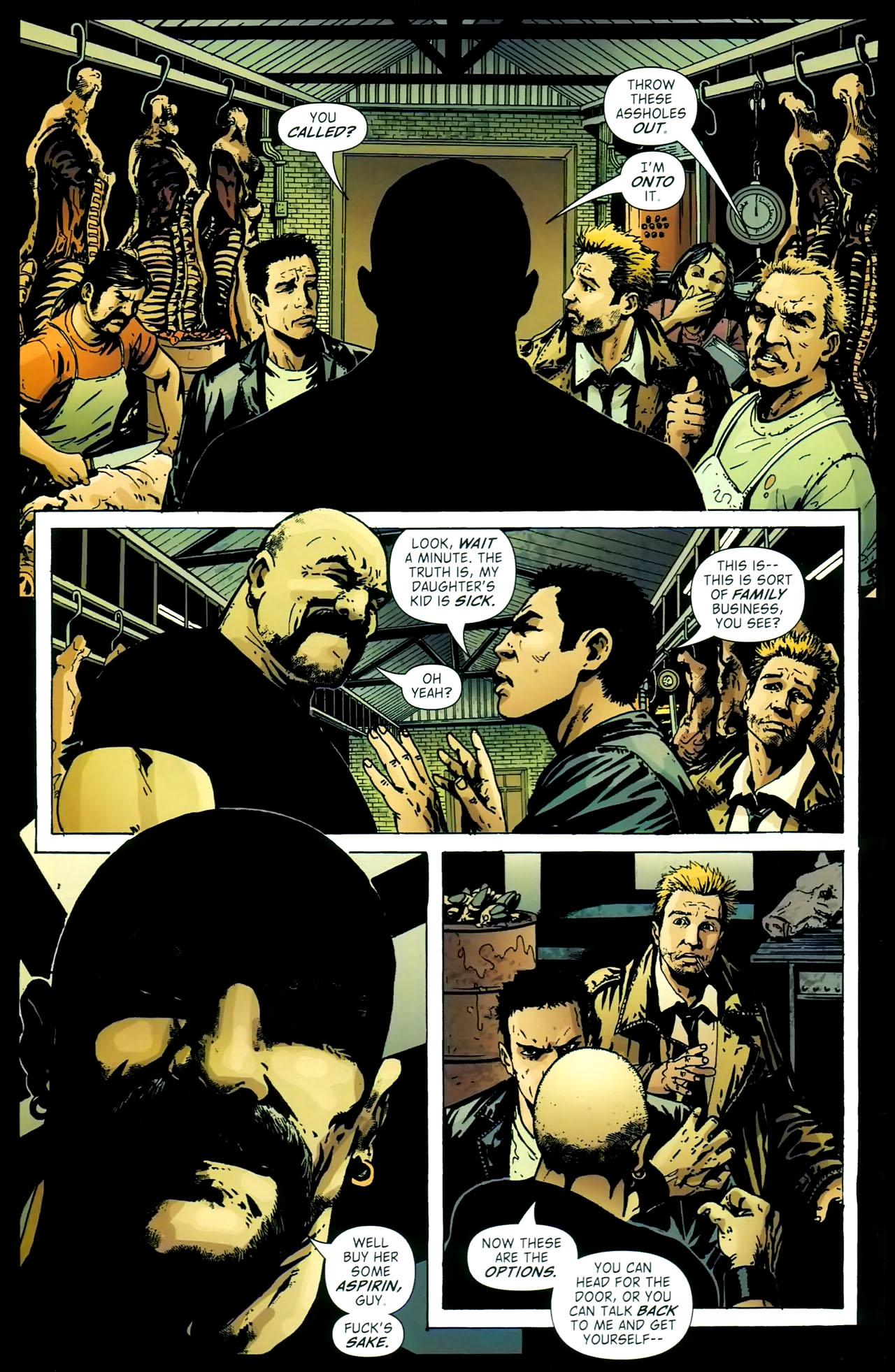Read online John Constantine Hellblazer: All His Engines comic -  Issue # Full - 59
