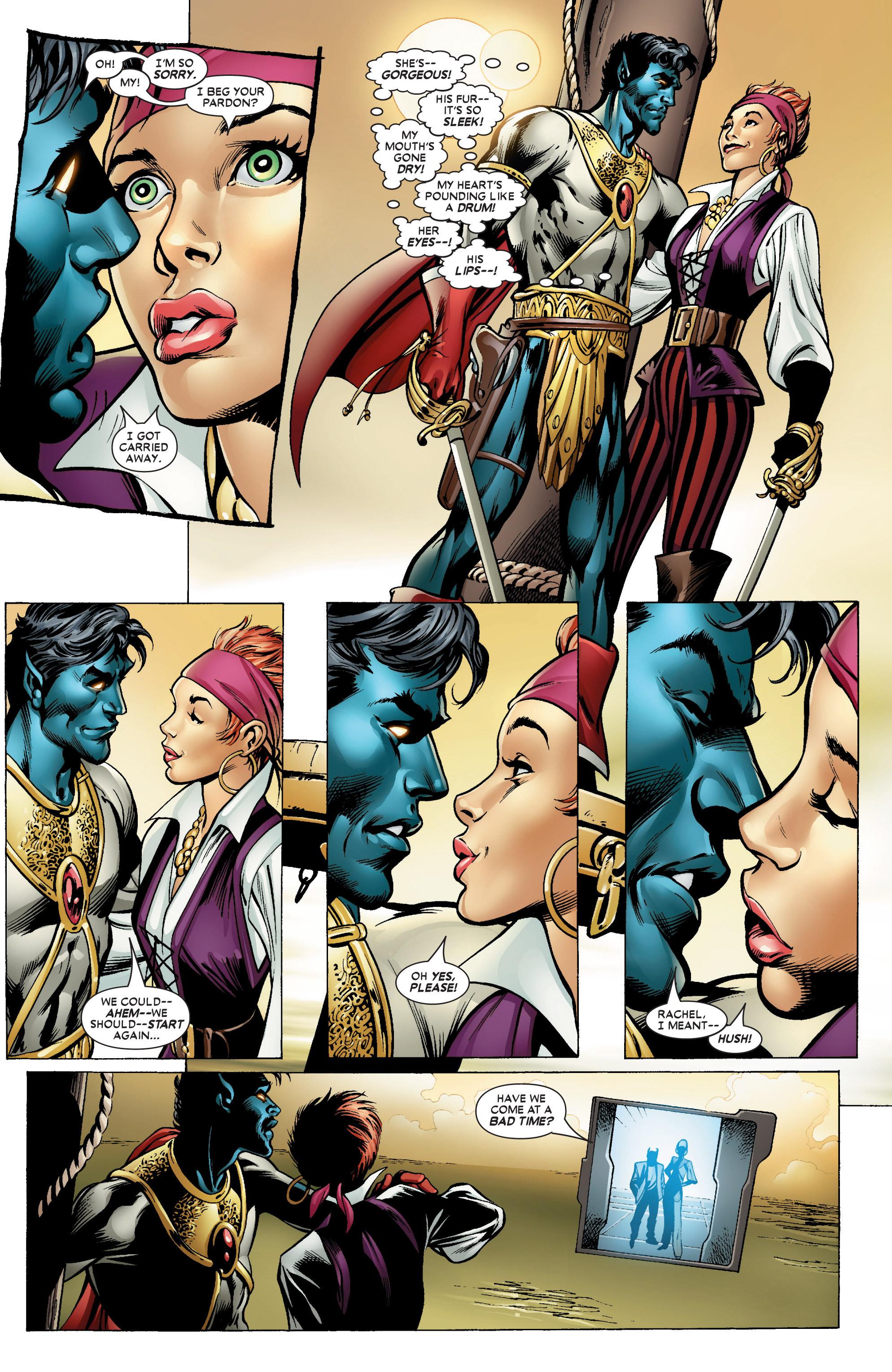 Read online Uncanny X-Men (1963) comic -  Issue #450 - 6