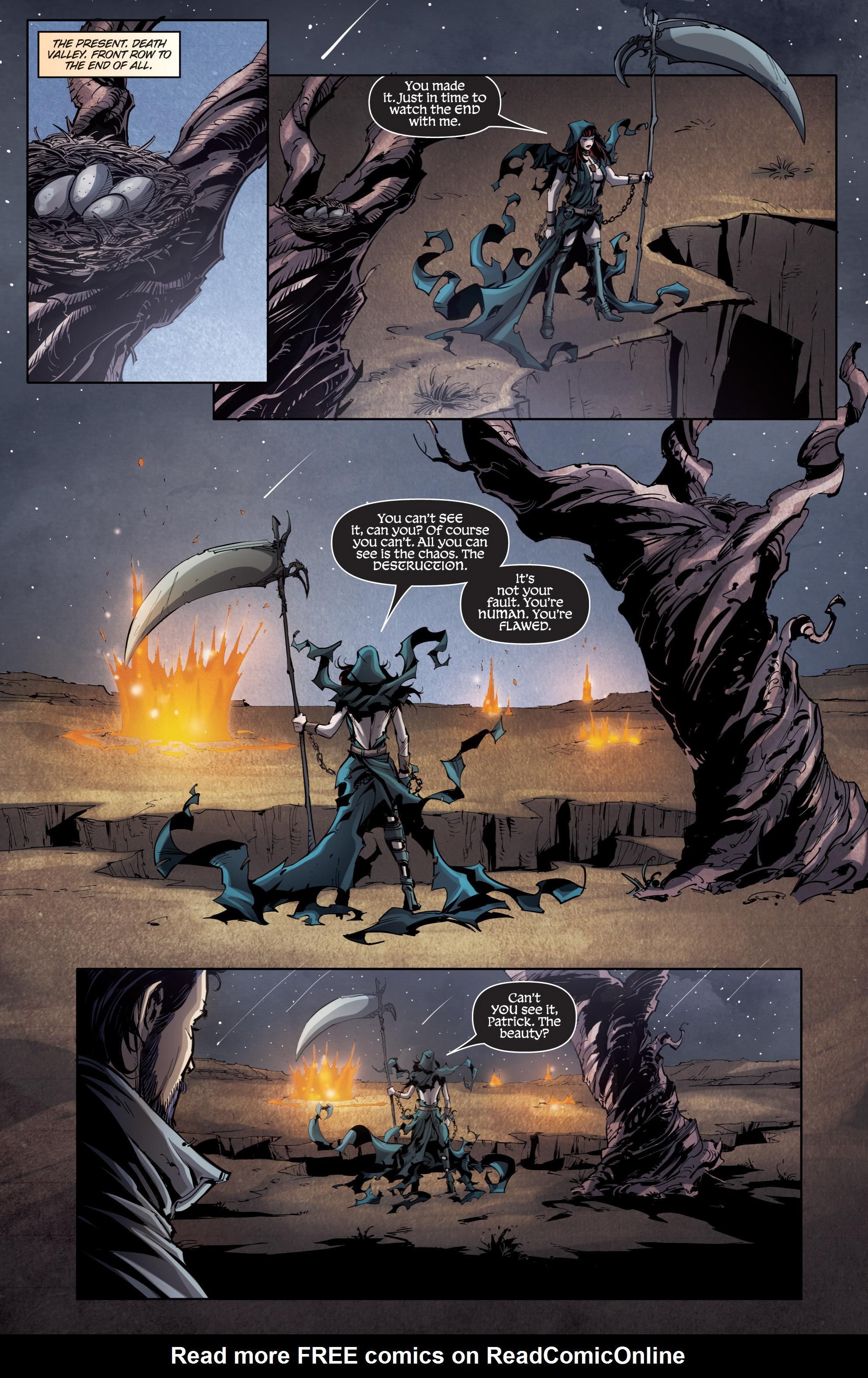 Read online Grimm Fairy Tales presents No Tomorrow comic -  Issue # TPB - 108