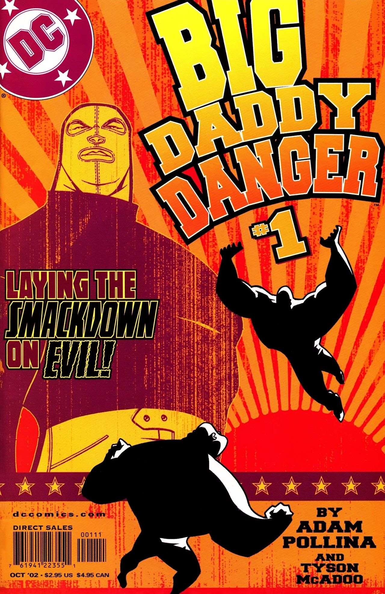 Big Daddy Danger 1 Page 1