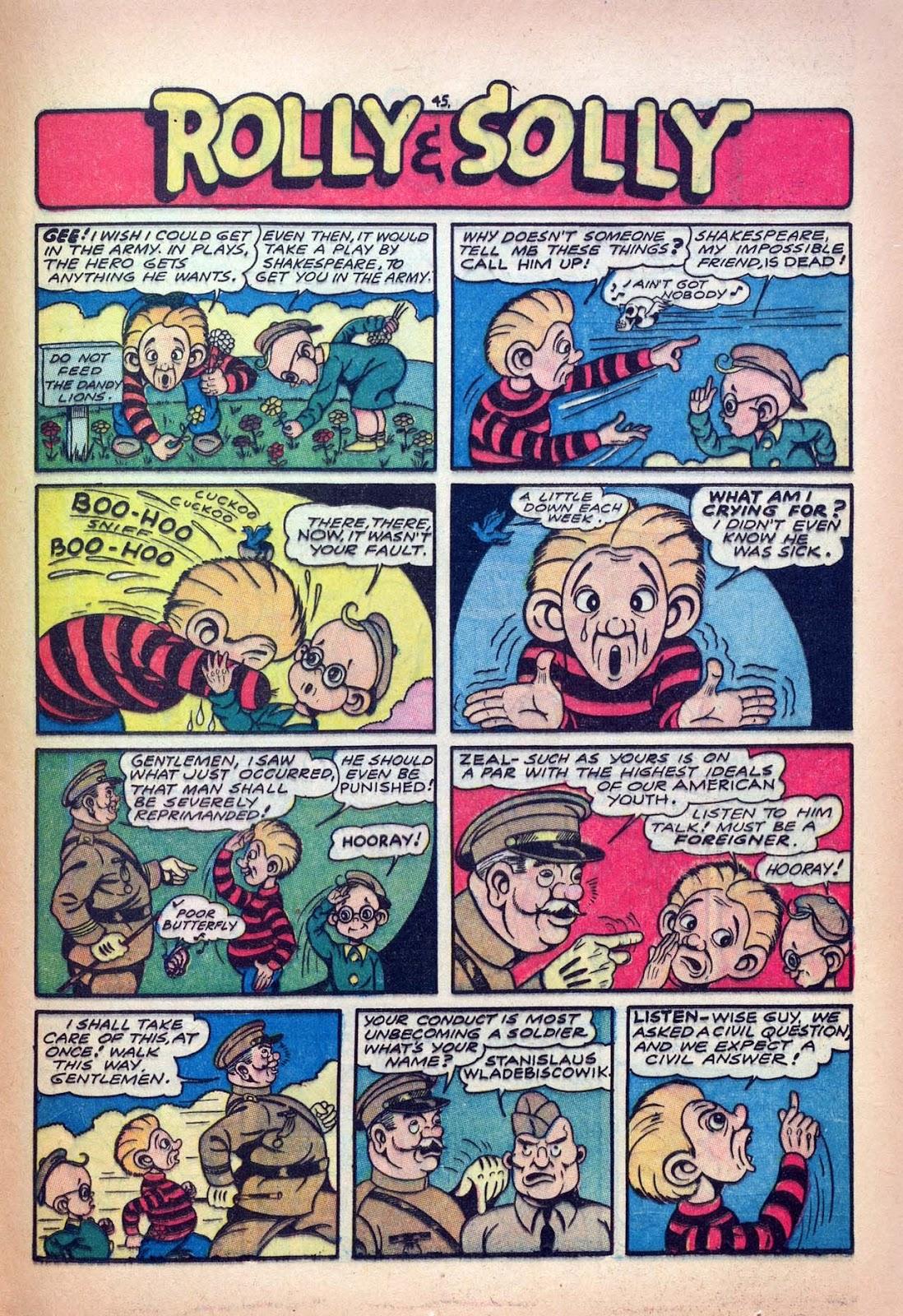 Read online Joker Comics comic -  Issue #2 - 47