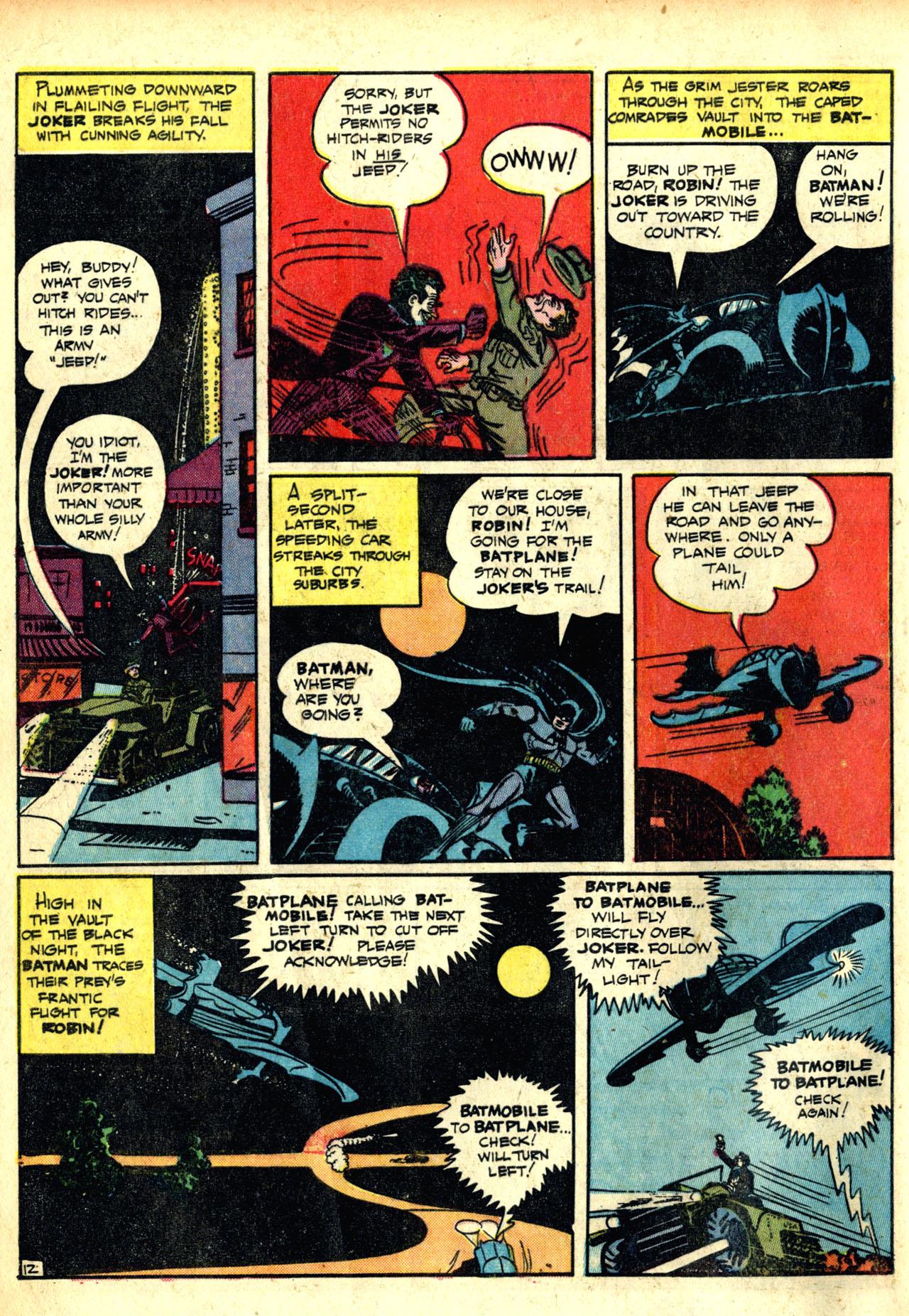 Detective Comics (1937) 64 Page 13