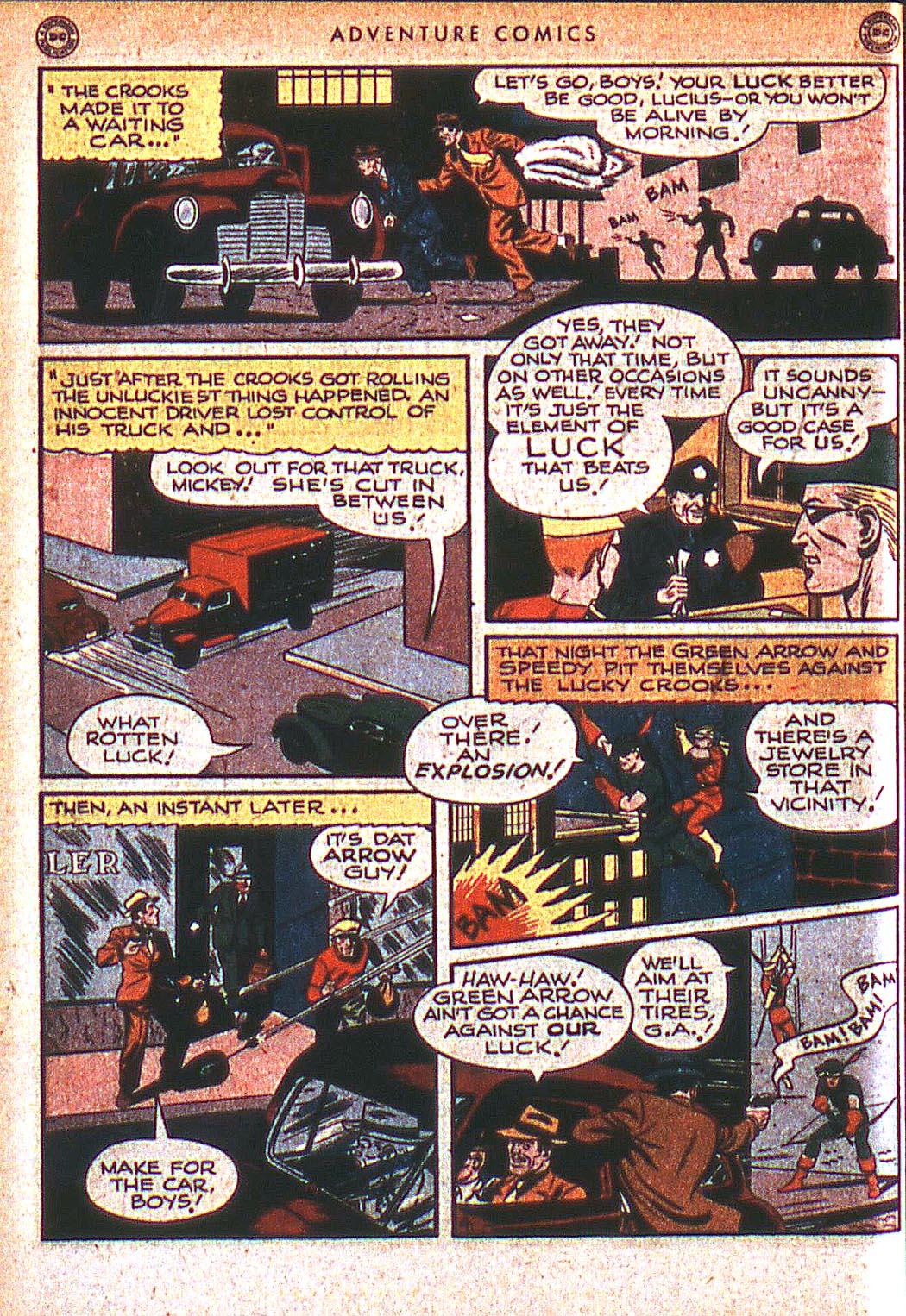 Read online Adventure Comics (1938) comic -  Issue #125 - 19