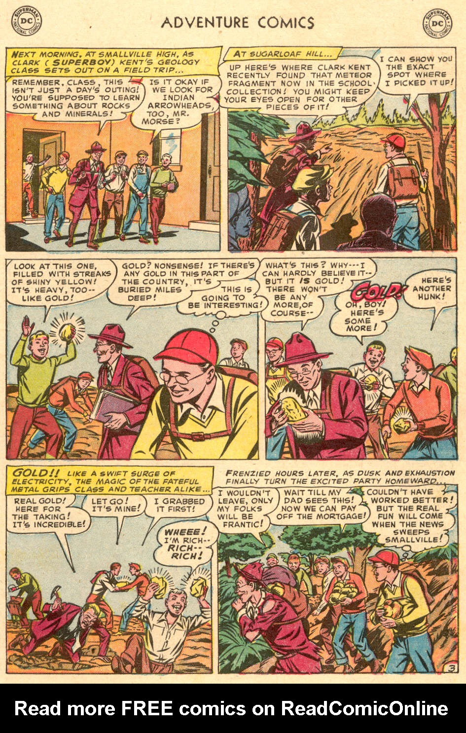 Read online Adventure Comics (1938) comic -  Issue #186 - 5