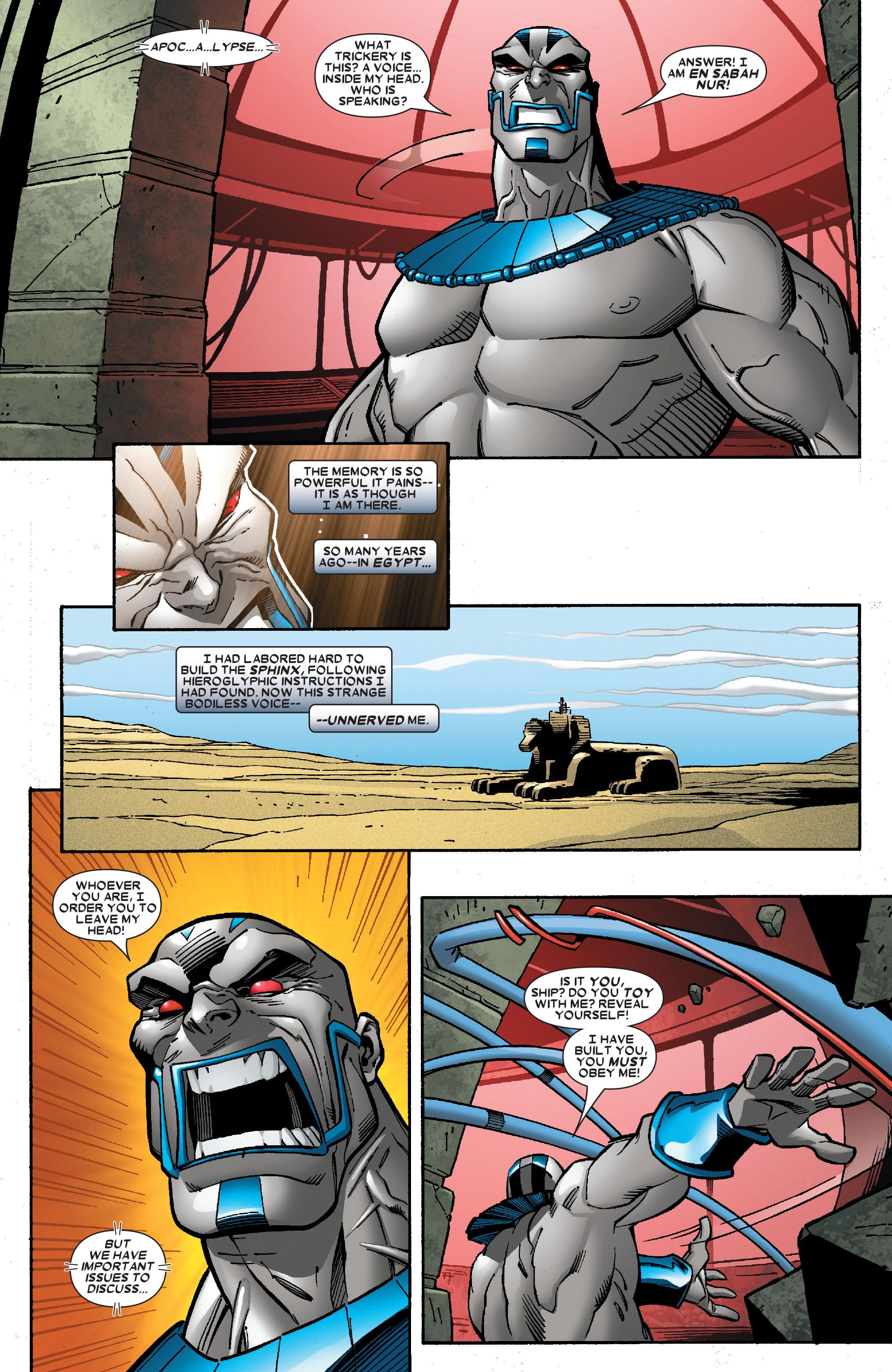X-Men (1991) 186 Page 24