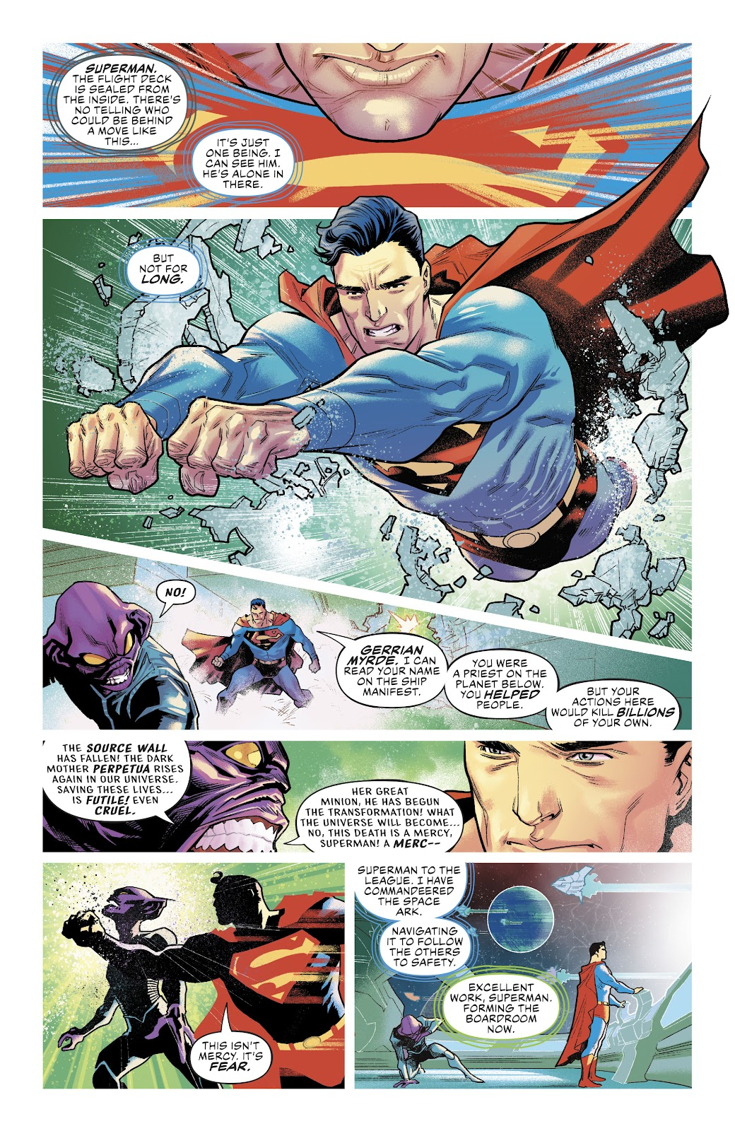 Read online DC's Year of the Villain Special comic -  Issue # Full - 20