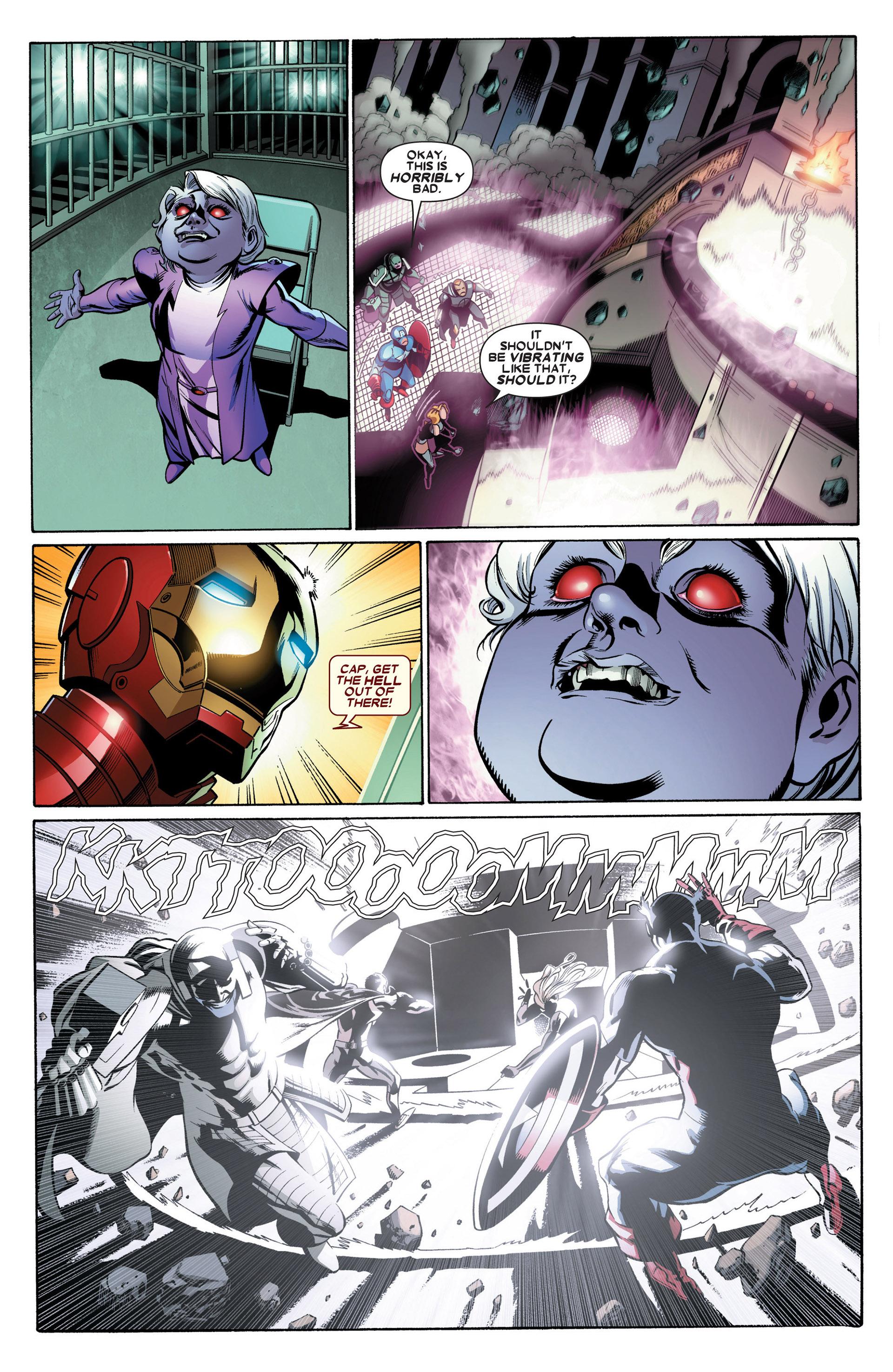 Read online Annihilators: Earthfall comic -  Issue #3 - 7