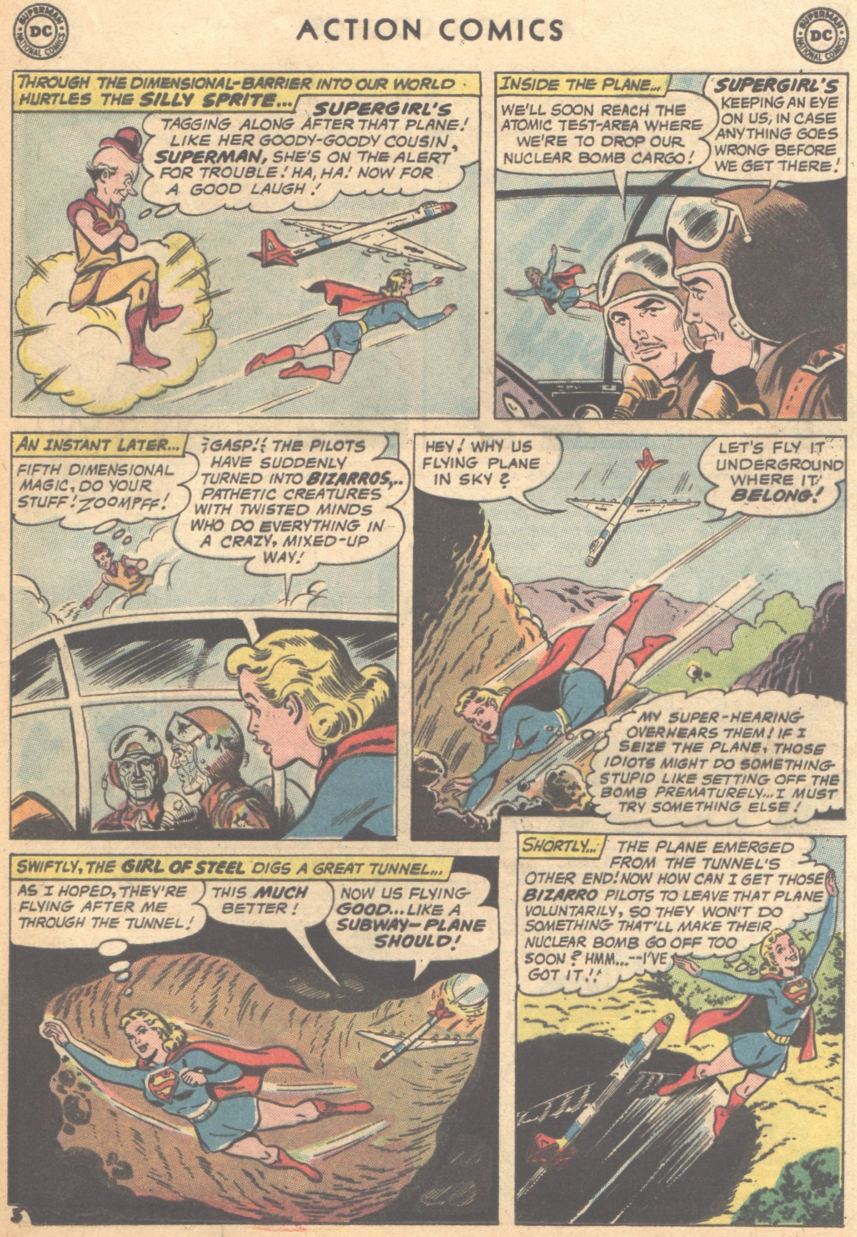 Read online Action Comics (1938) comic -  Issue #291 - 21