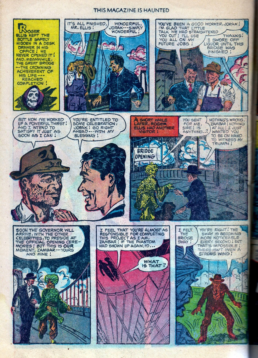 Read online This Magazine Is Haunted comic -  Issue #10 - 26