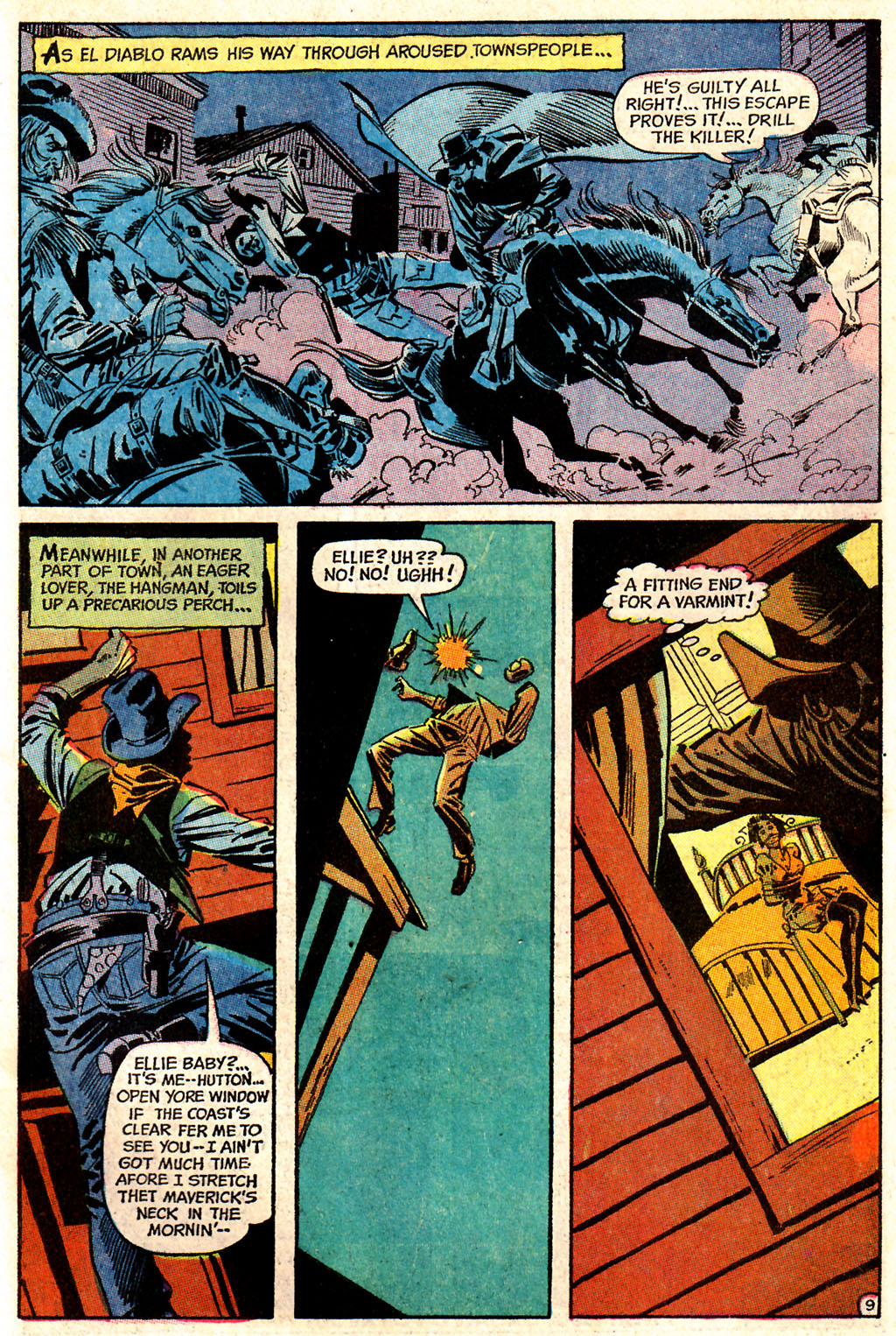 Read online All-Star Western (1970) comic -  Issue #7 - 47
