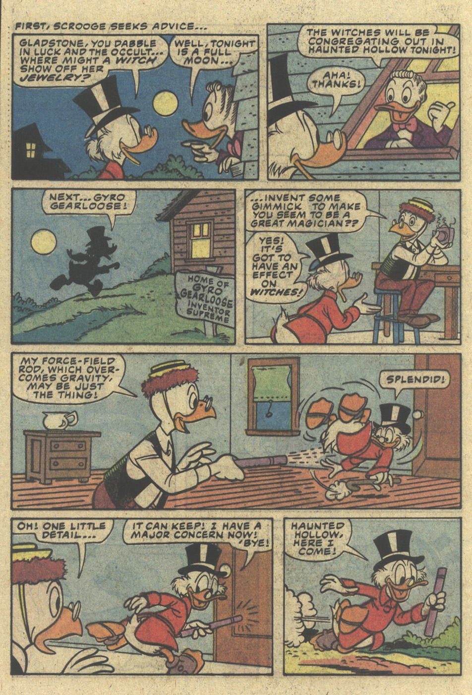 Read online Uncle Scrooge (1953) comic -  Issue #204 - 28