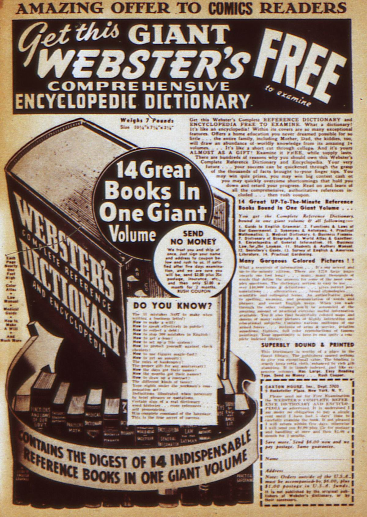Read online Adventure Comics (1938) comic -  Issue #84 - 67