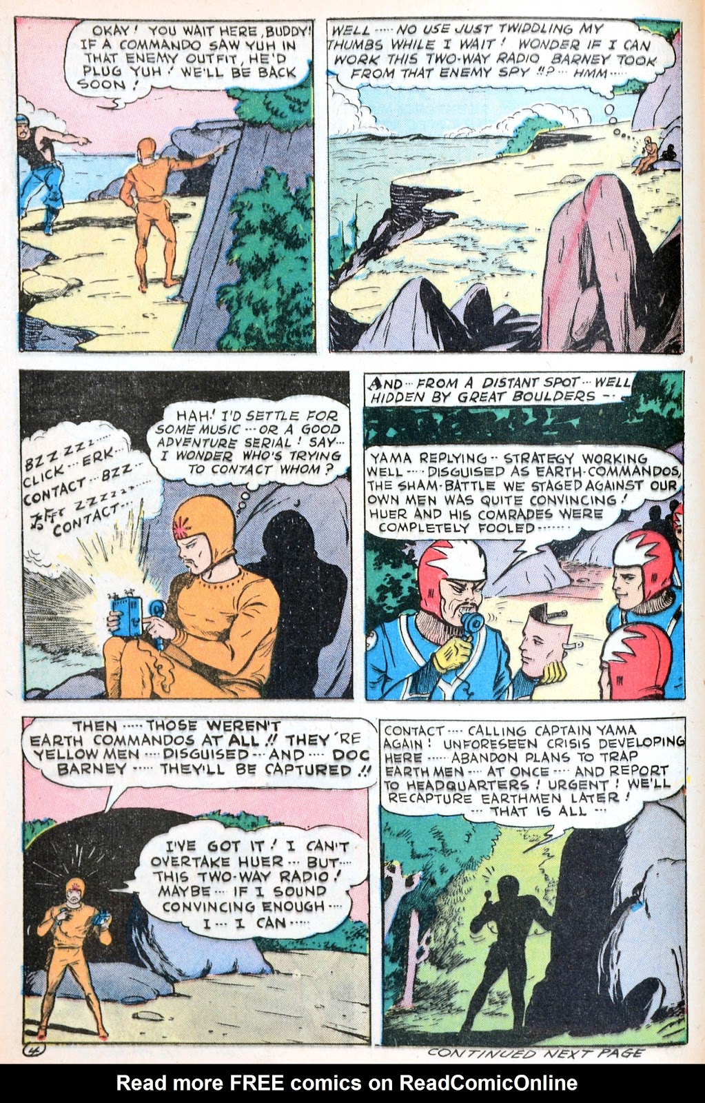 Read online Famous Funnies comic -  Issue #120 - 8