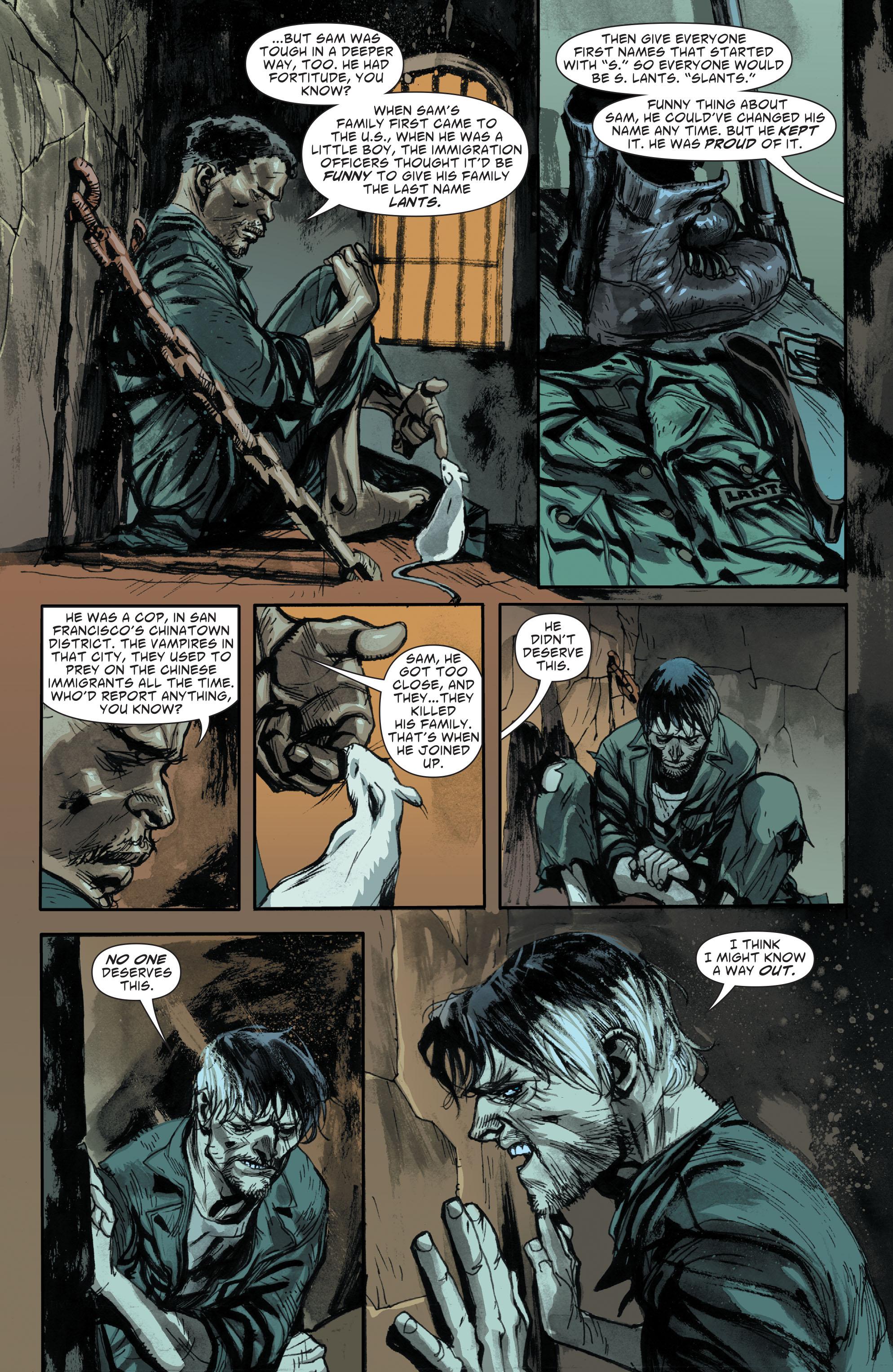 Read online American Vampire comic -  Issue #16 - 12