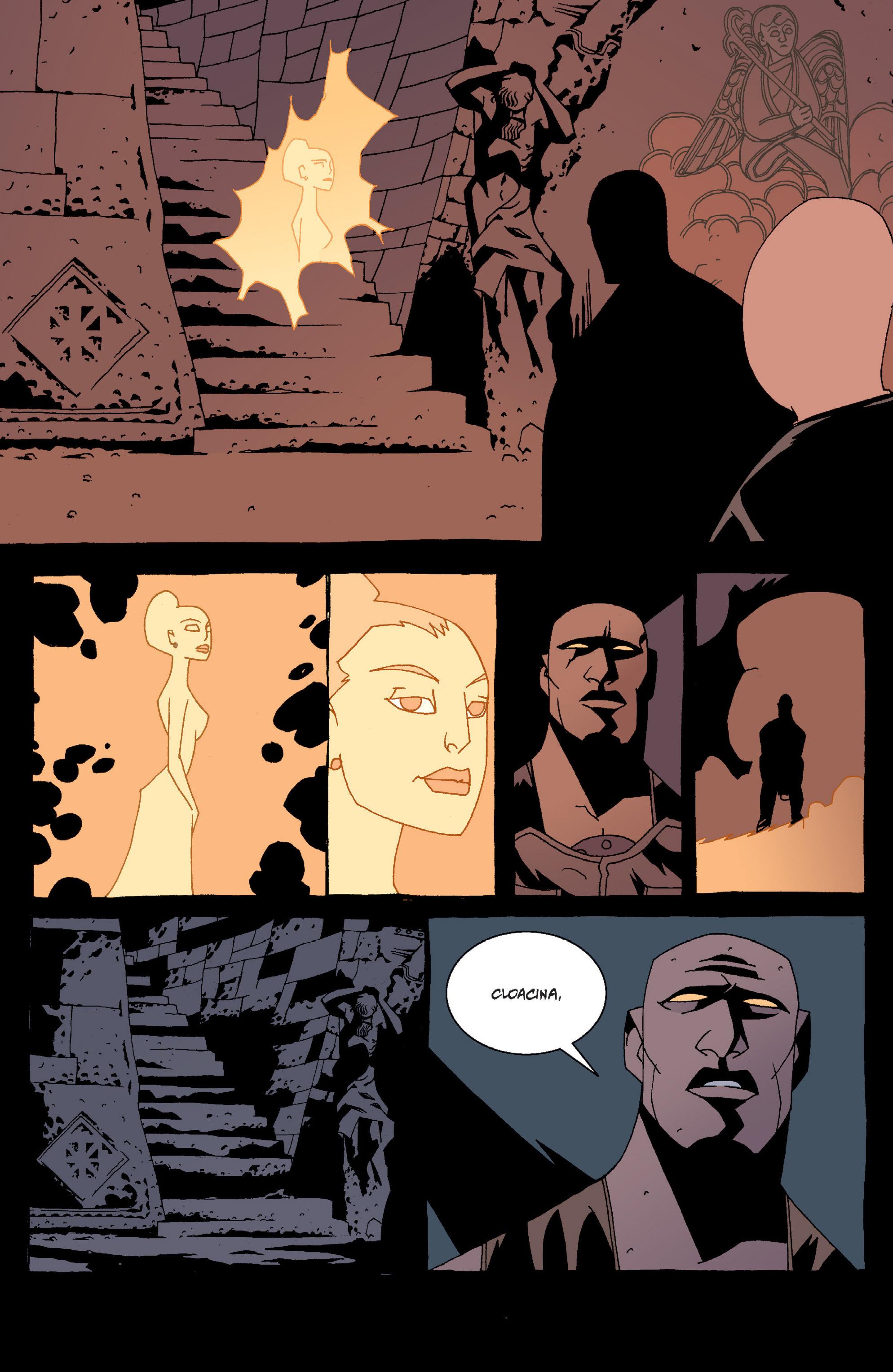 Read online B.P.R.D. (2003) comic -  Issue # TPB 2 - 30