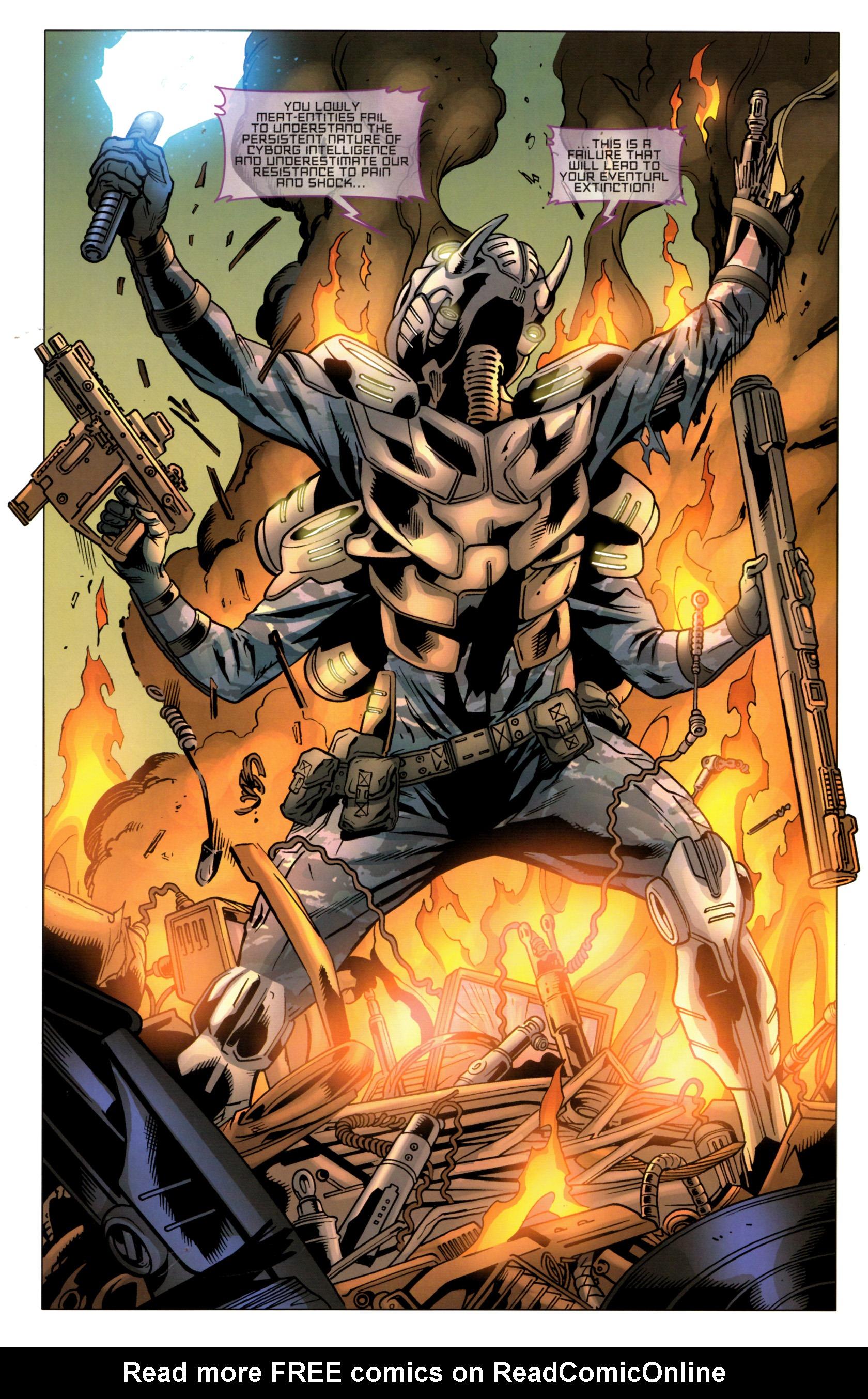 G.I. Joe: A Real American Hero 179 Page 15