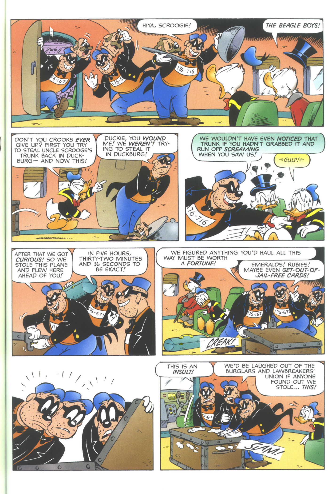 Read online Uncle Scrooge (1953) comic -  Issue #361 - 47