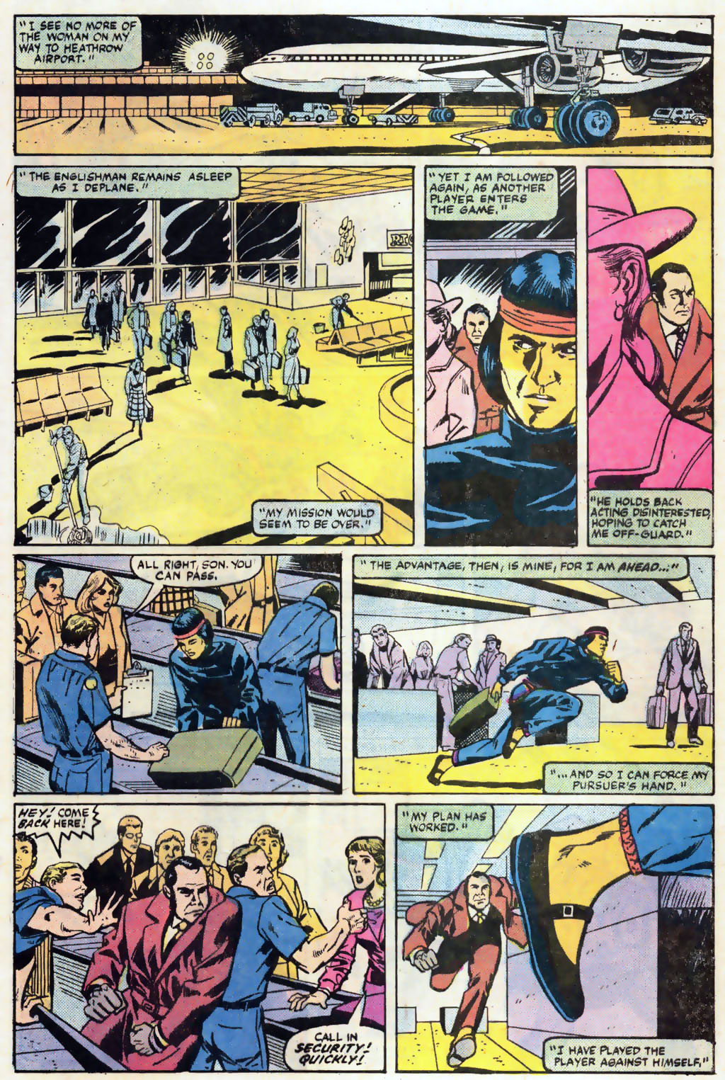 Read online Master of Kung Fu (1974) comic -  Issue #121 - 6