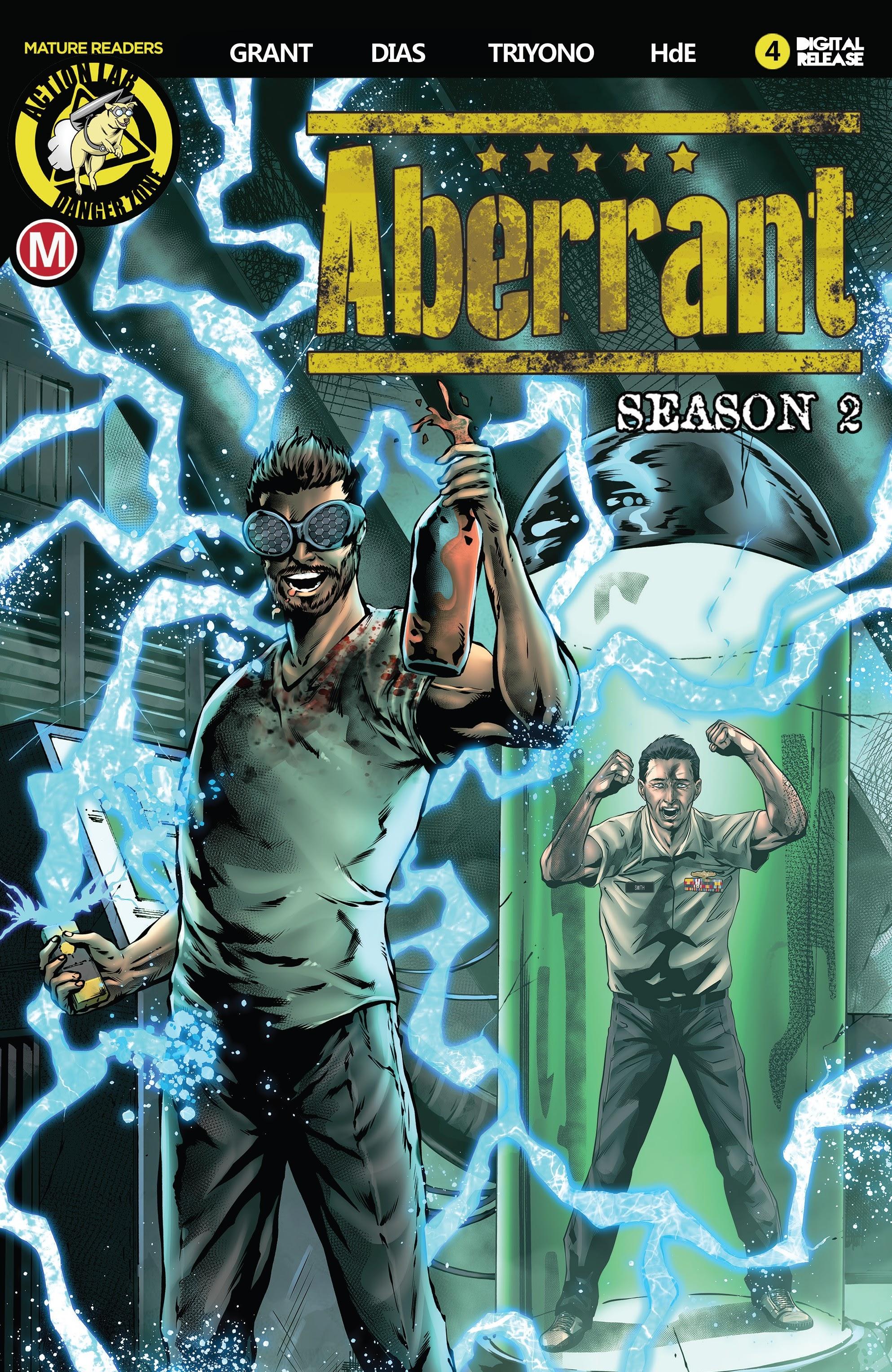 Aberrant Season 2 4 Page 1