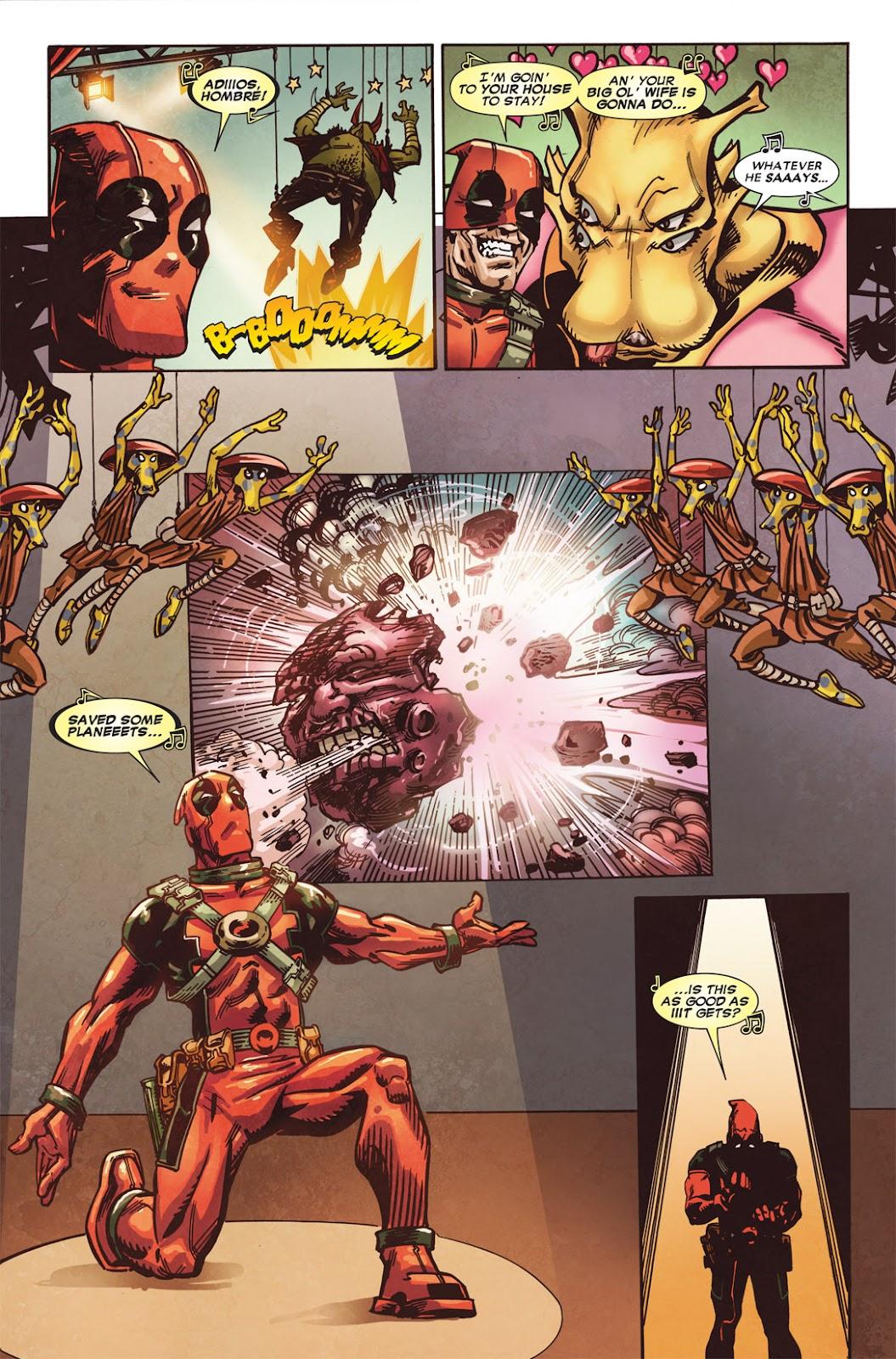 Read online Deadpool (2008) comic -  Issue #49.1 - 20