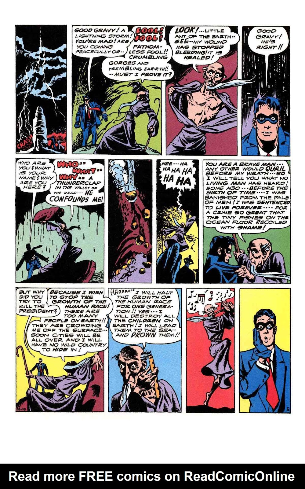 Read online Will Eisner's The Spirit Archives comic -  Issue # TPB 3 (Part 2) - 26