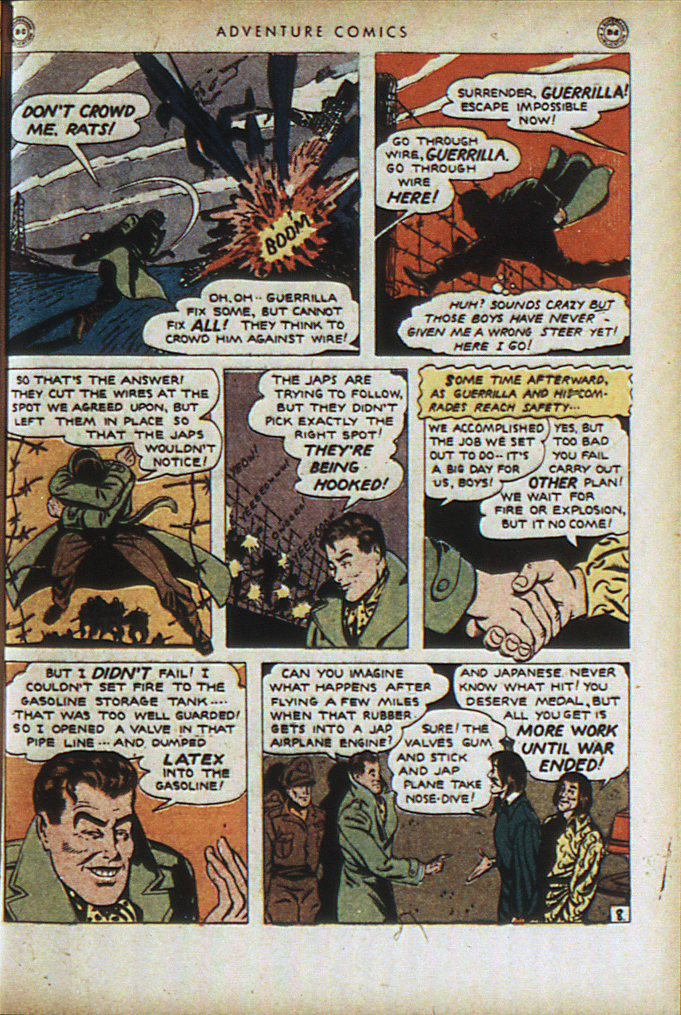 Read online Adventure Comics (1938) comic -  Issue #95 - 50