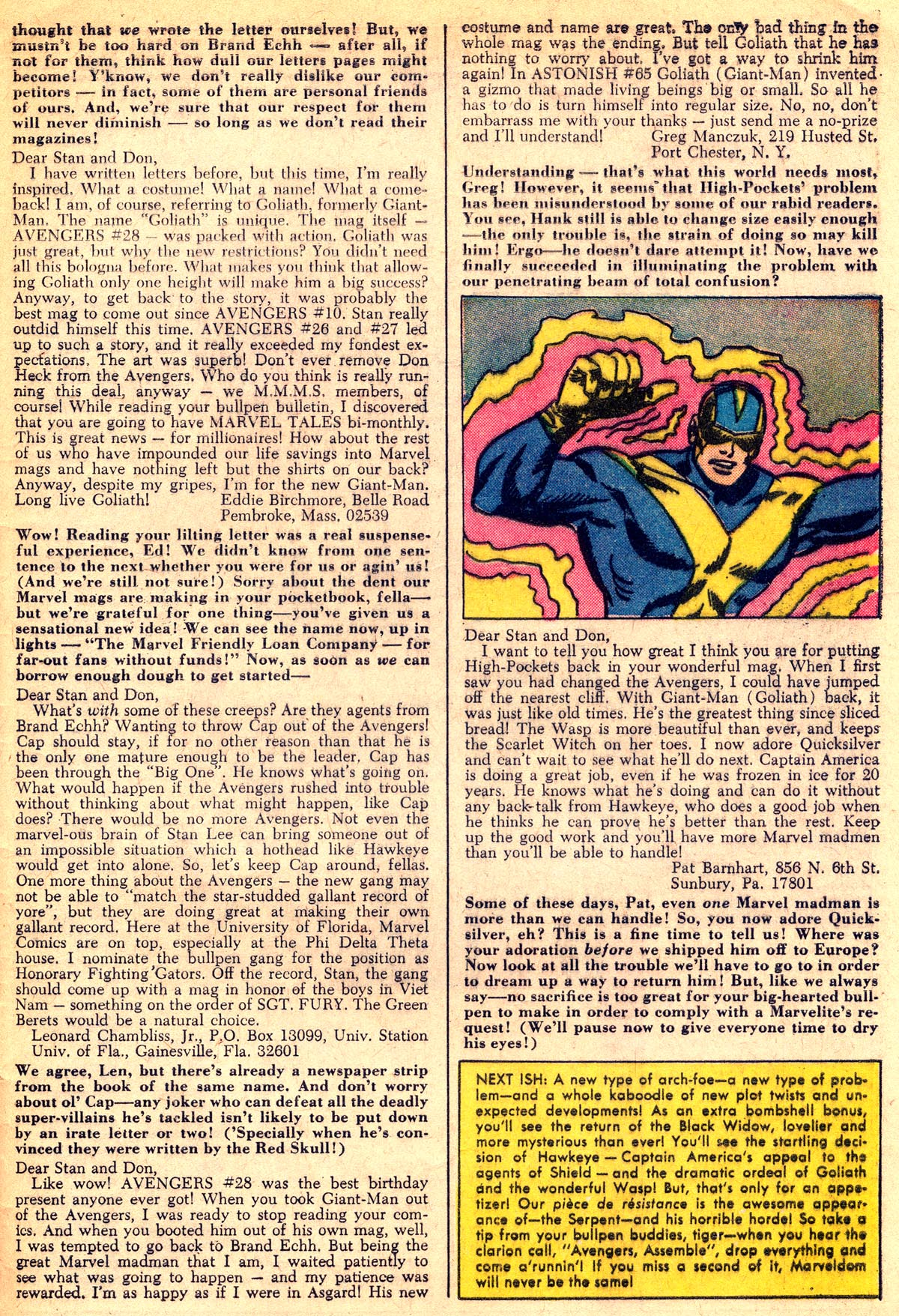 The Avengers (1963) 31 Page 32