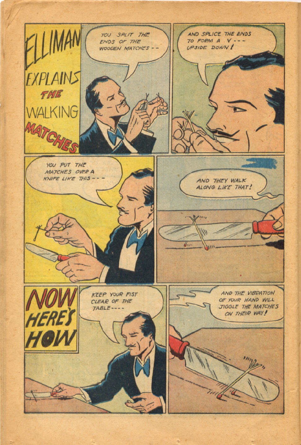 Read online Super-Magician Comics comic -  Issue #52 - 23
