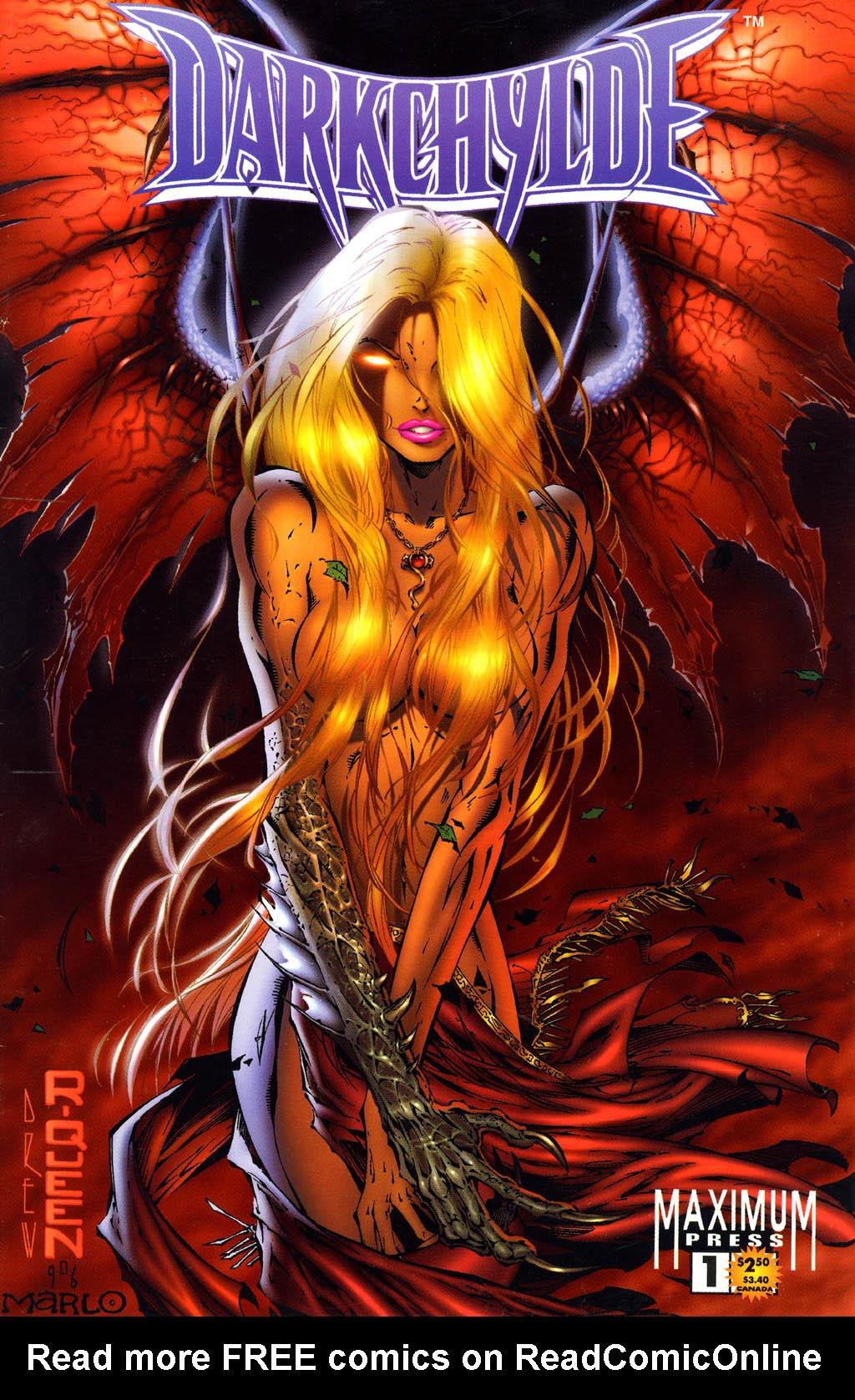 Read online Avengelyne (1996) comic -  Issue #2 - 23