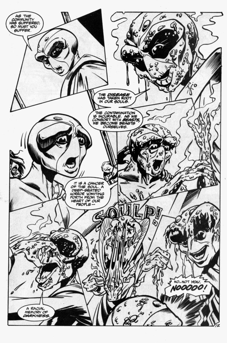Ex-Mutants: The Shattered Earth Chronicles issue 7 - Page 13