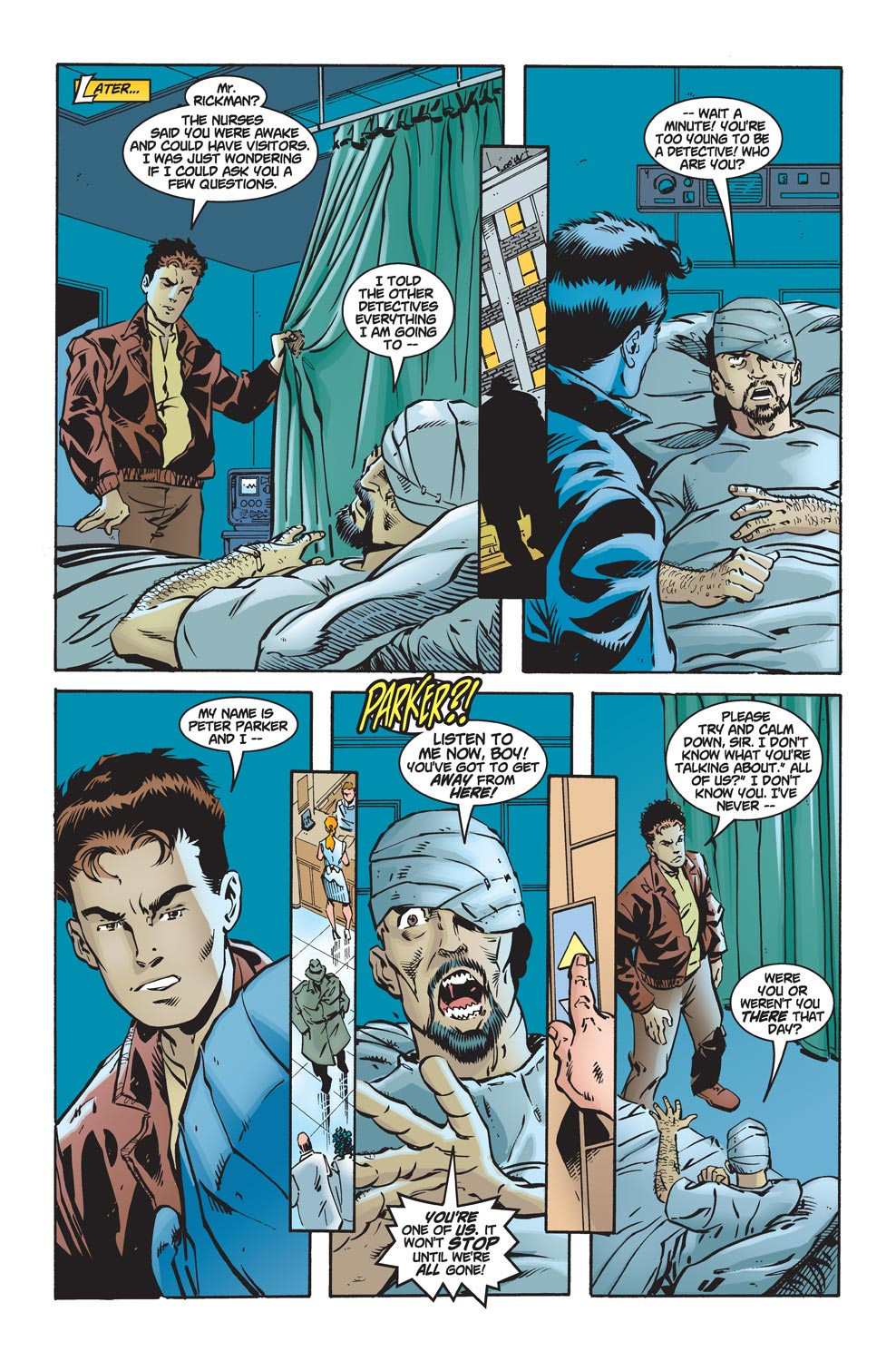 The Amazing Spider-Man (1999) 9 Page 16
