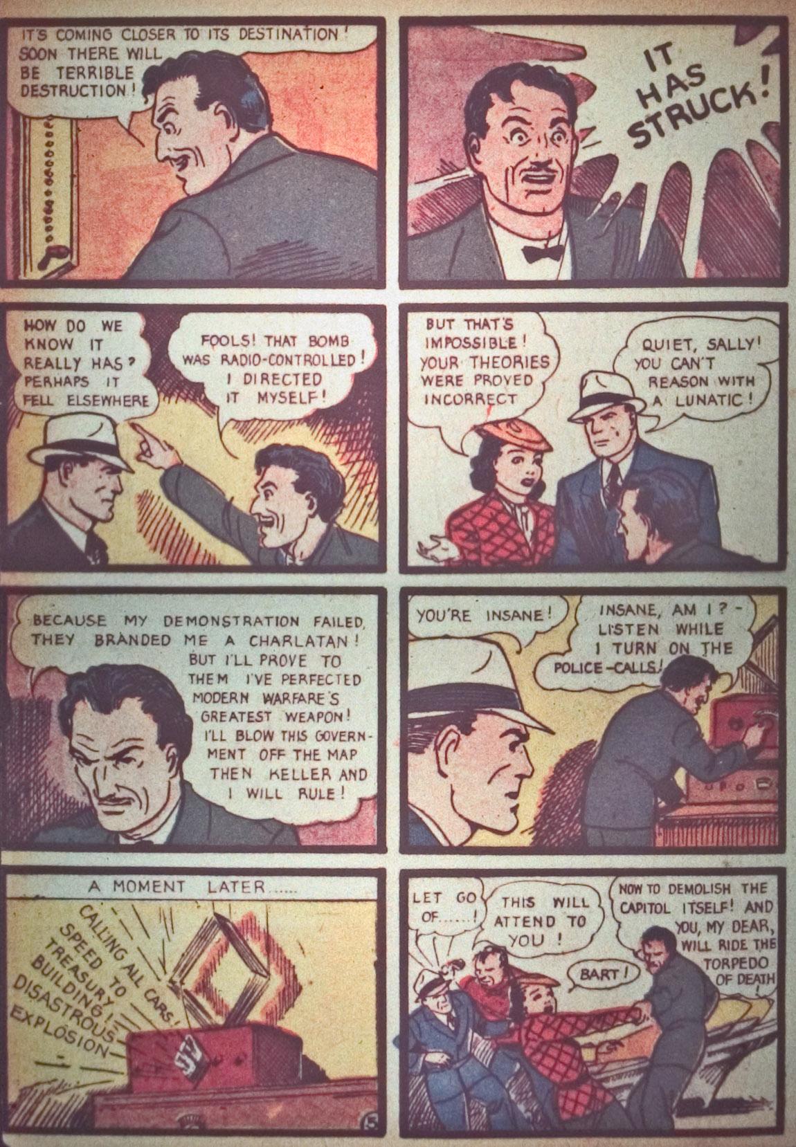 Read online Detective Comics (1937) comic -  Issue #26 - 58