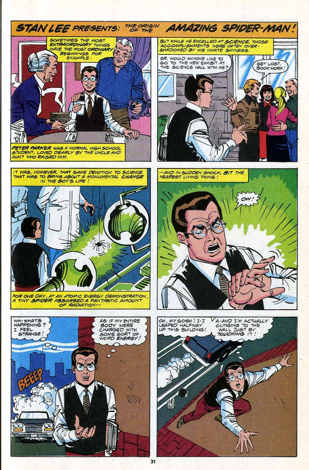 The Amazing Spider-Man (1963) _Annual_25 Page 32