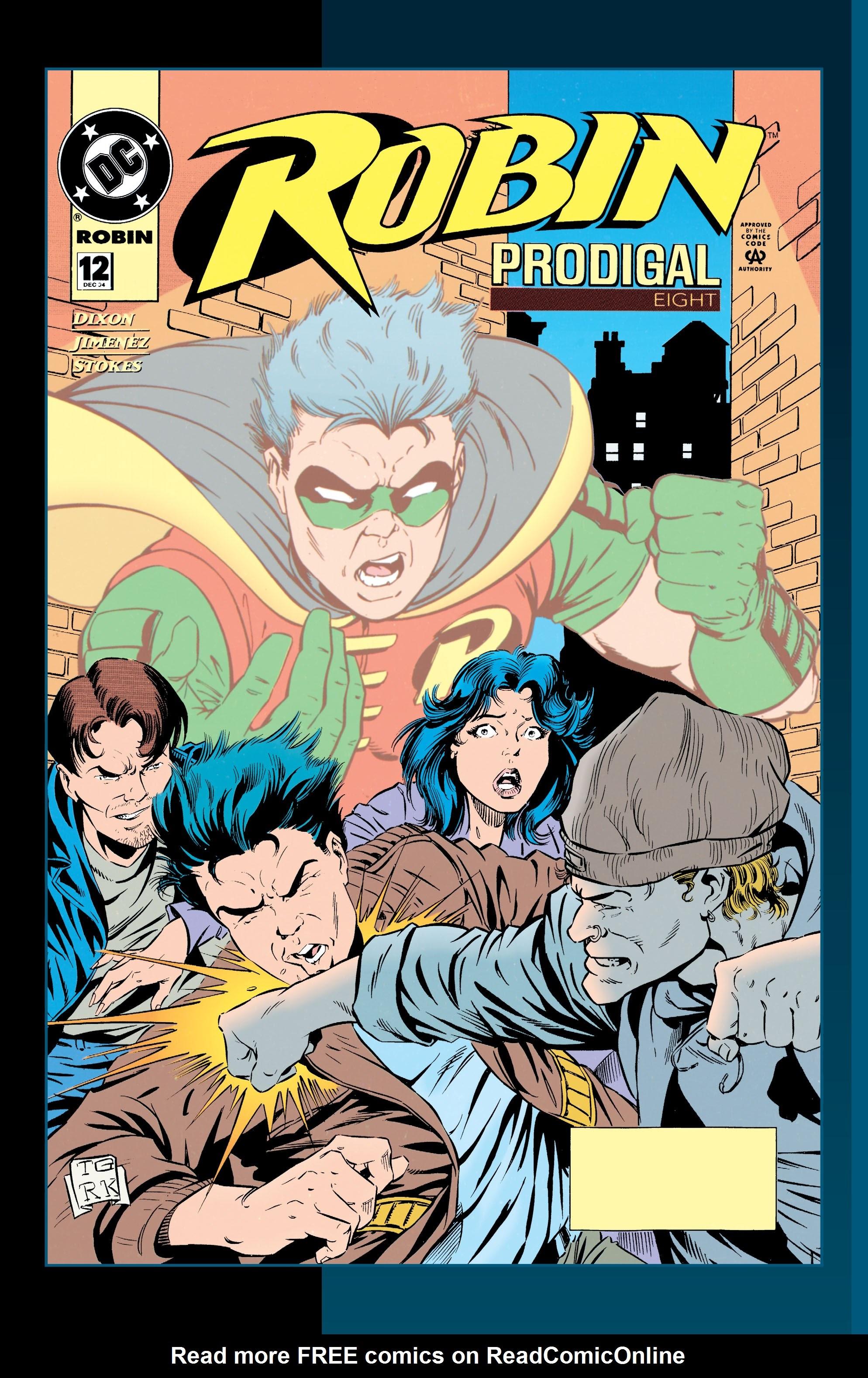 Batman: Prodigal TPB_(Part_3) Page 2